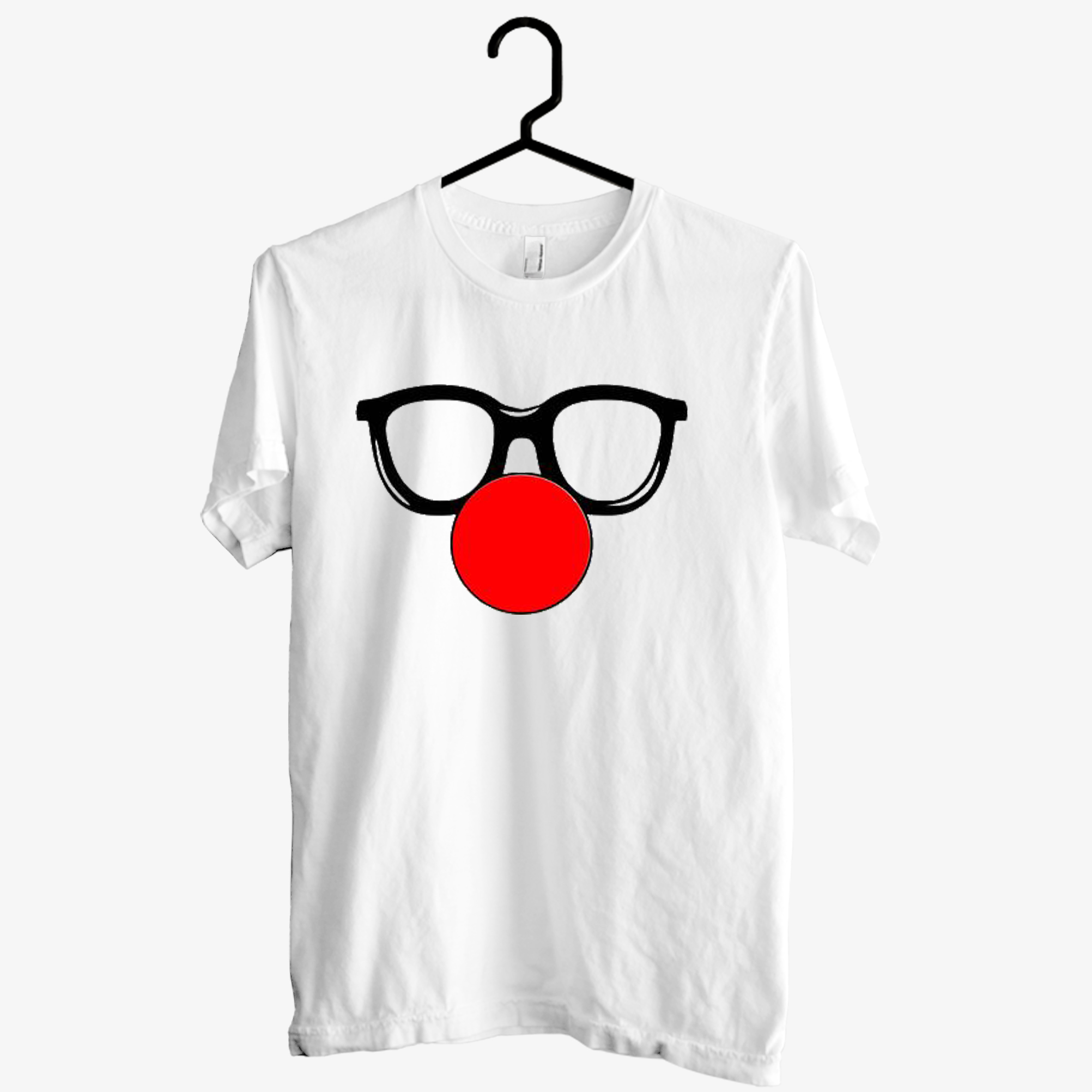 Clown Glasses T shirt