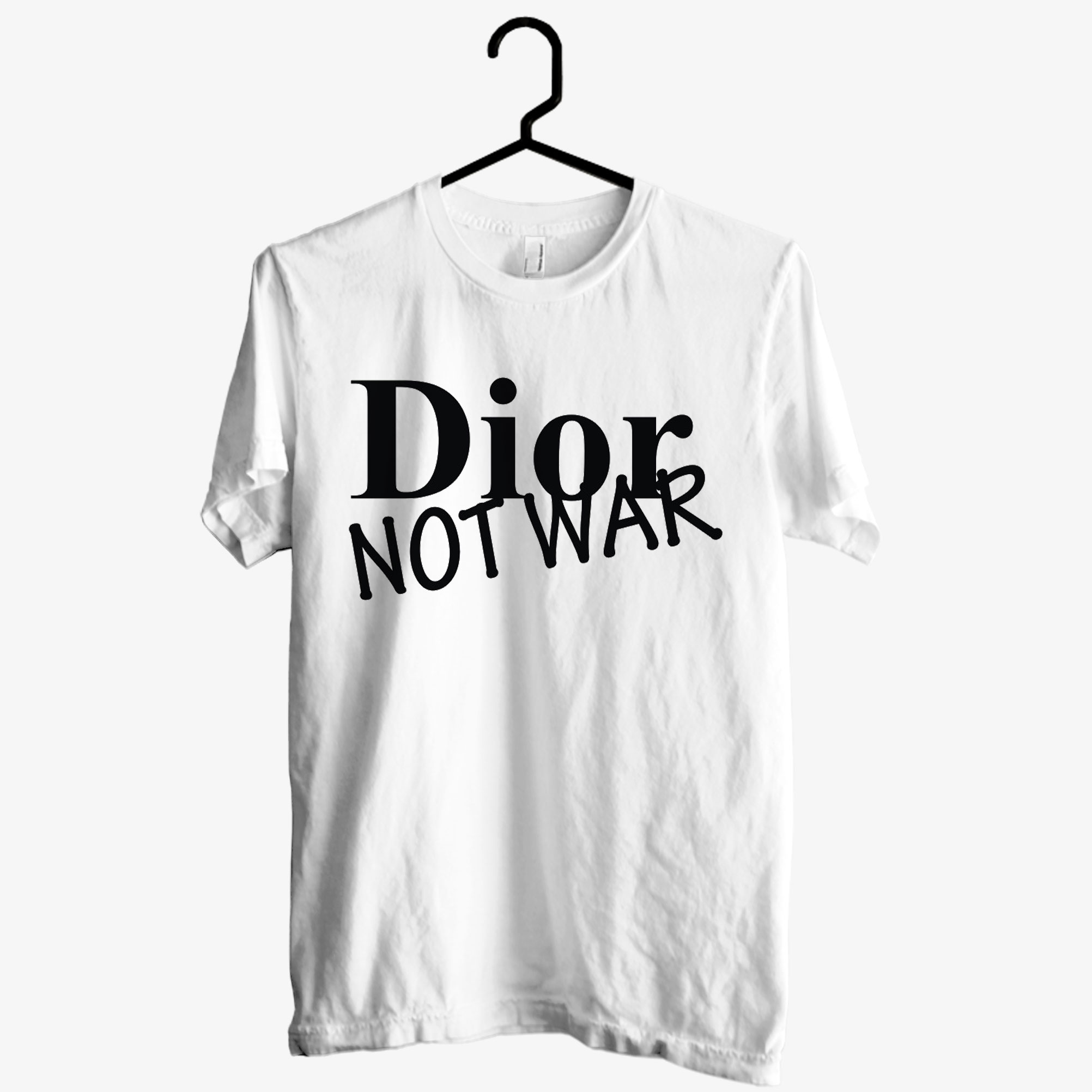 Dior Not War T shirt