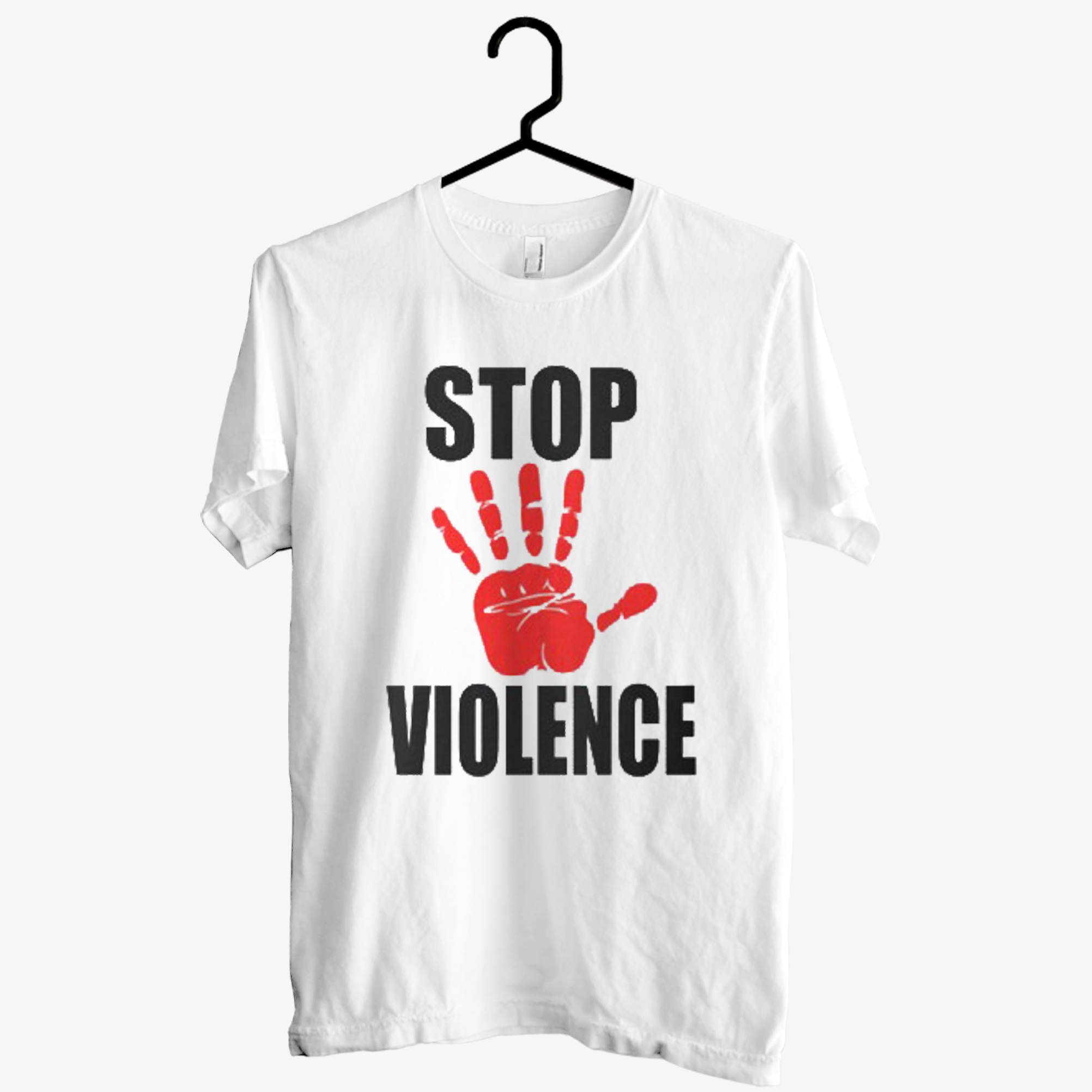 'International Day of Non Violence T shirt