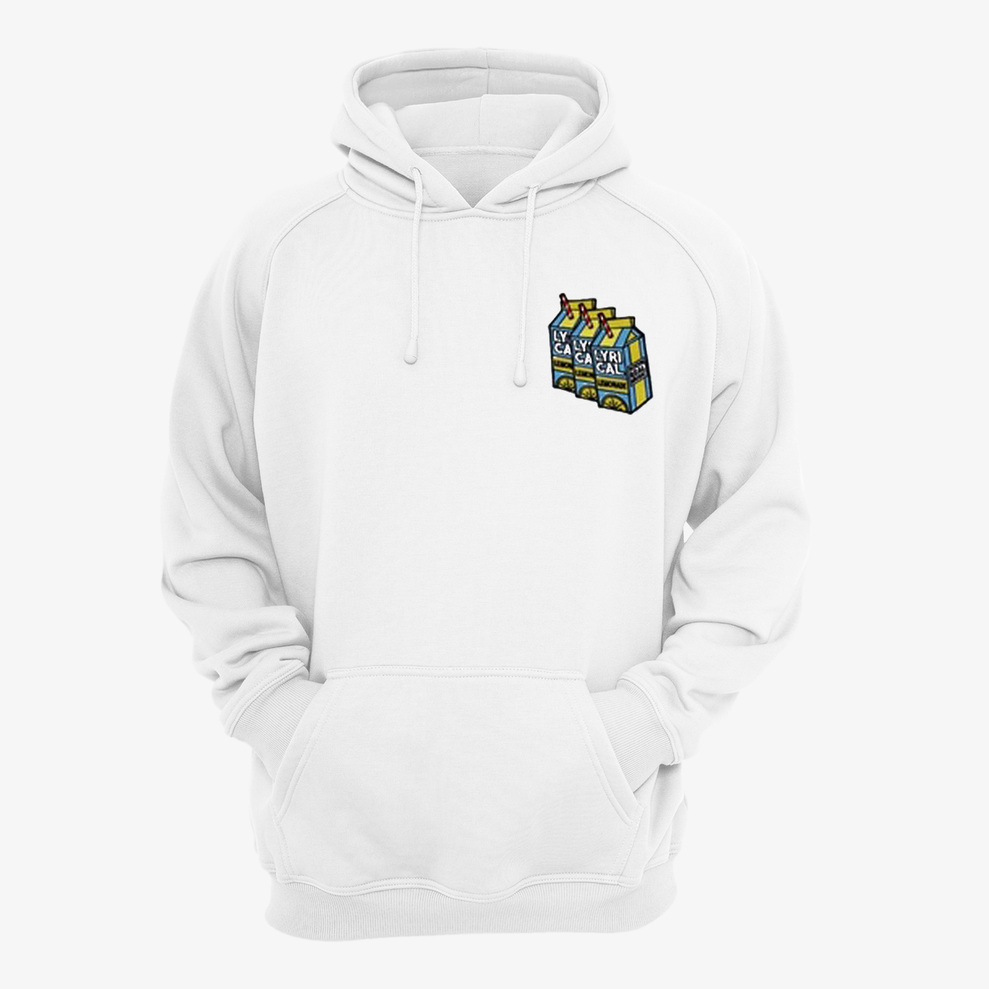 Lyrical lemonade Triple Patch Hoodie