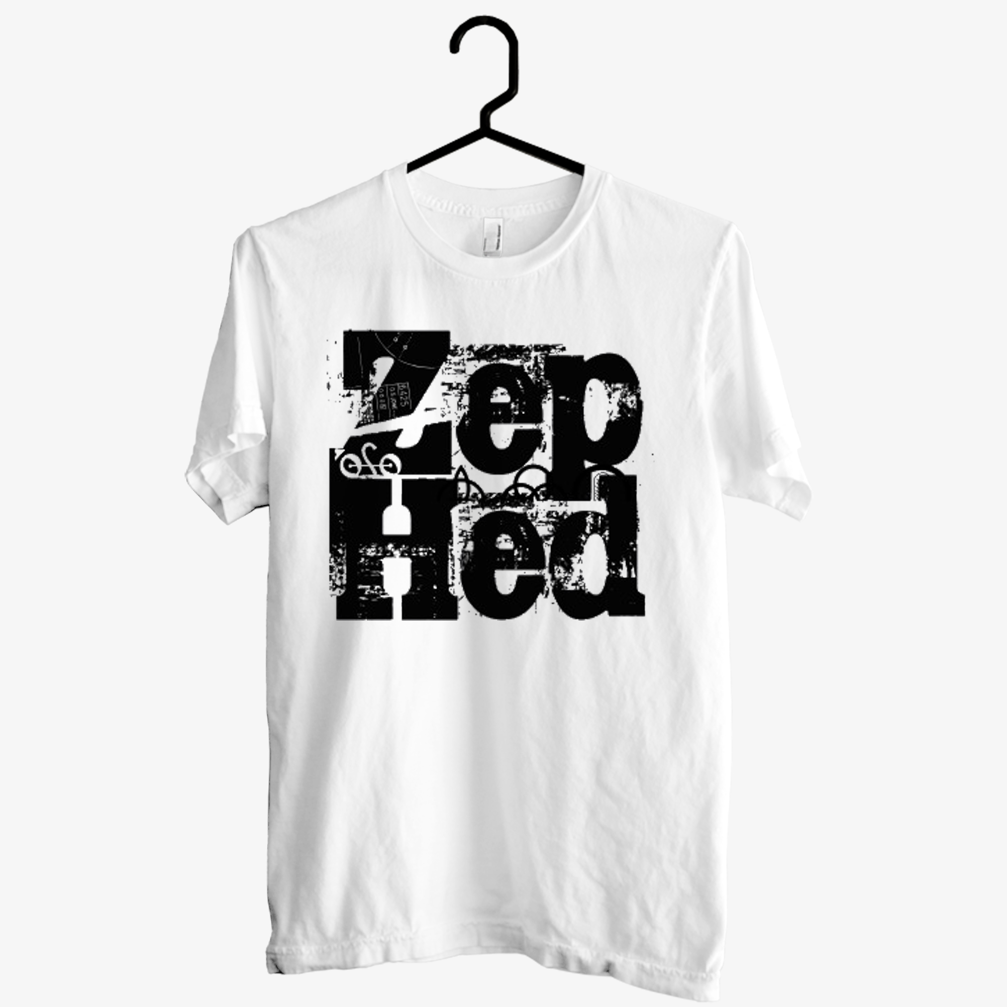 Zed Hed T shirt