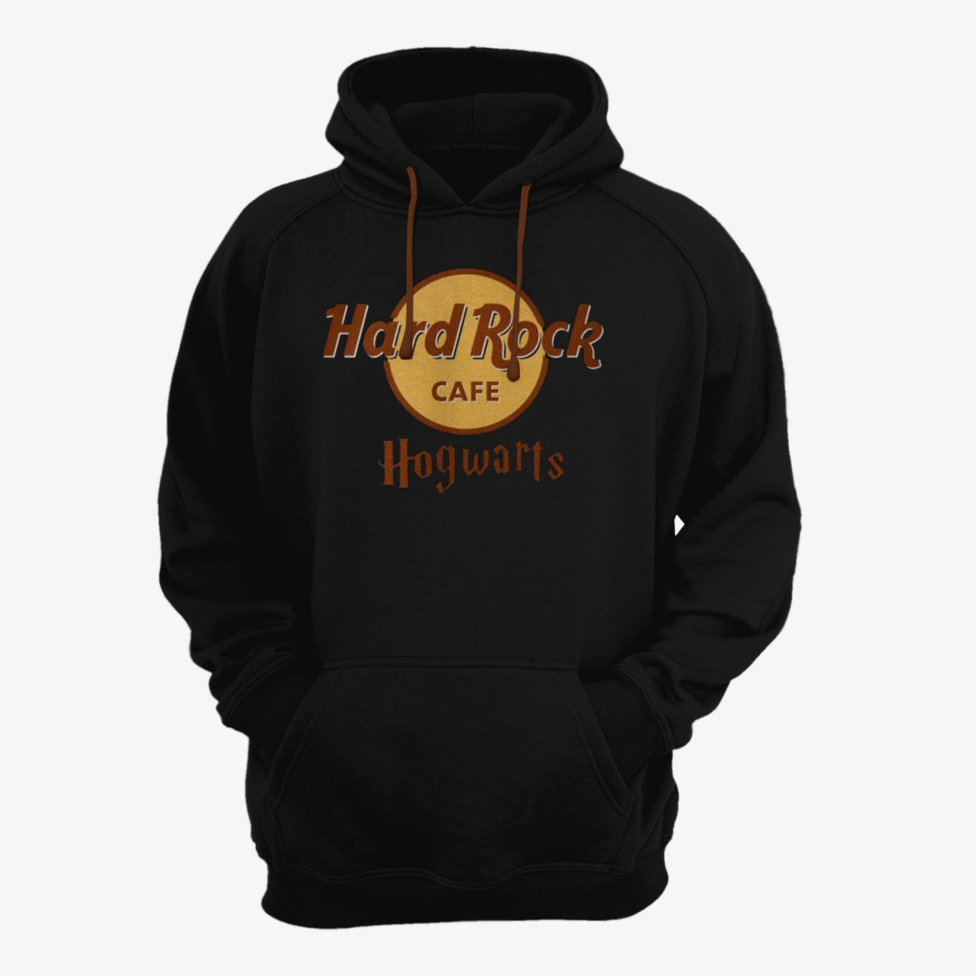 Harry Potter Hard Rock Cafe Hogwarts Hoodie