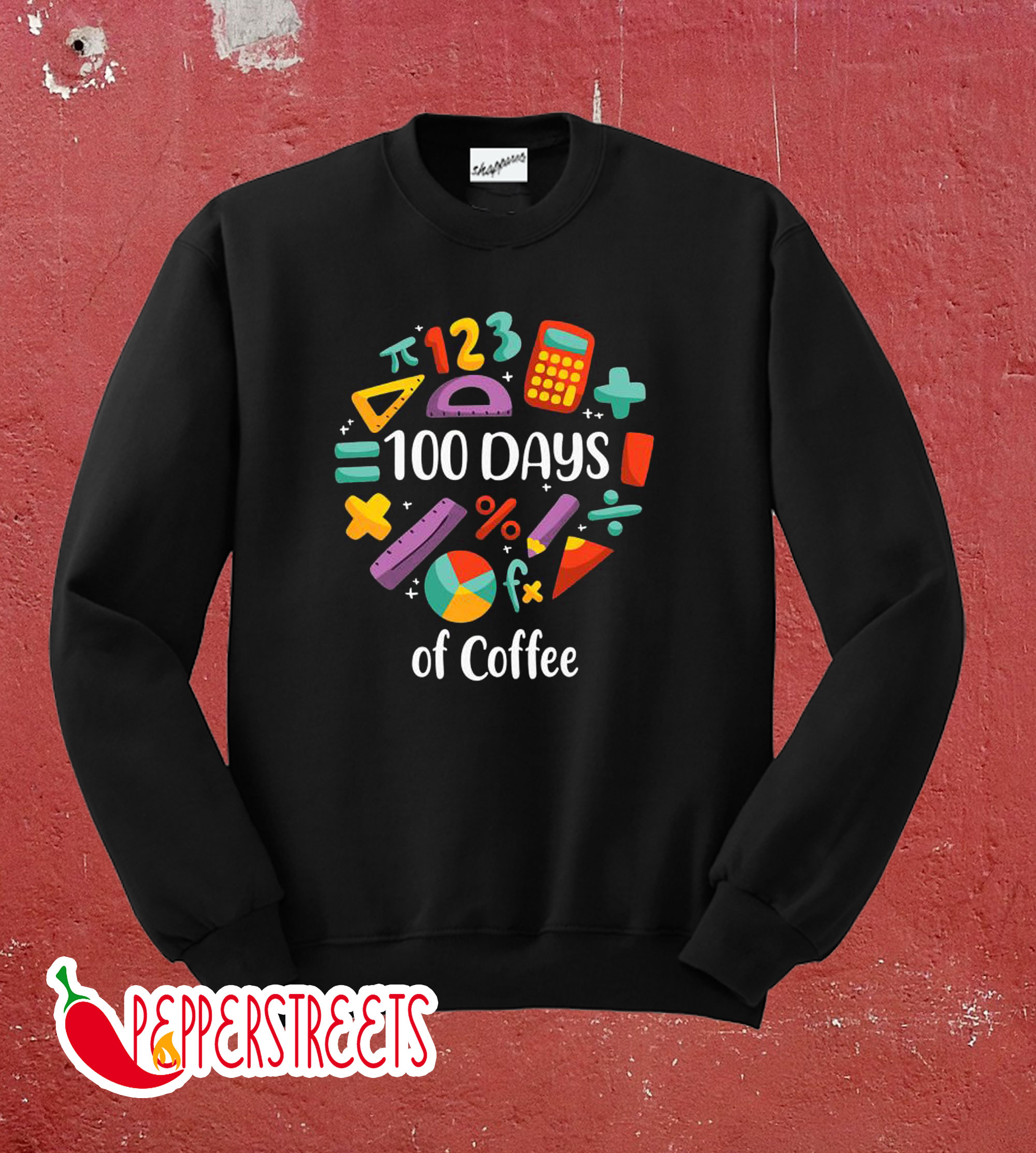 100 Days Of Coffee T-Shirt