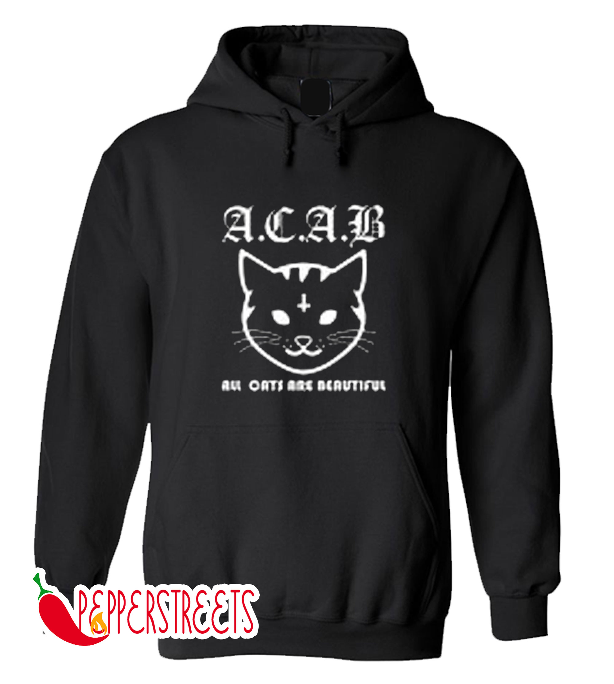 All Cats Are Beautifu Hoodie