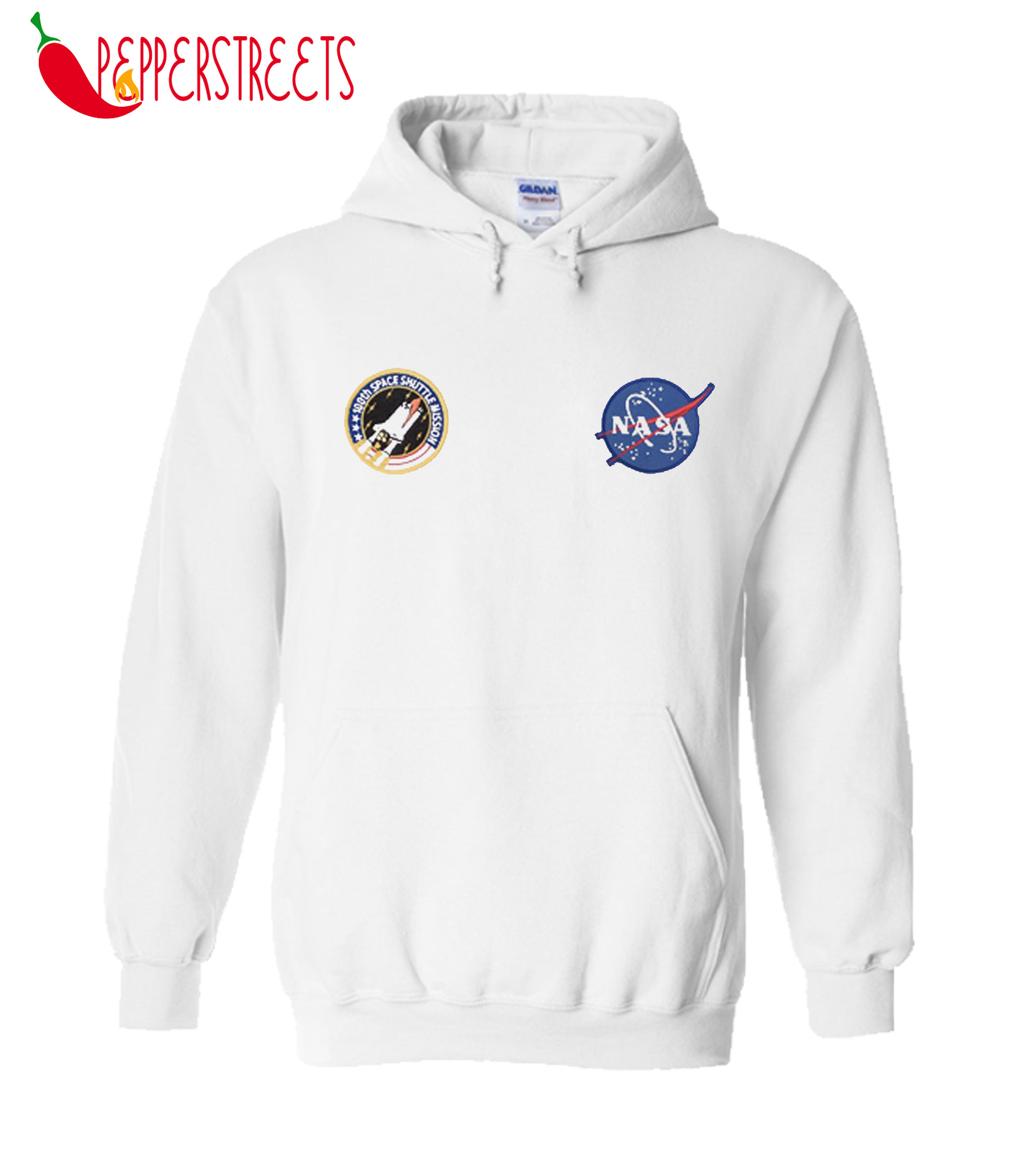Alpha Industries NASA MA-1 Flight Hoodie