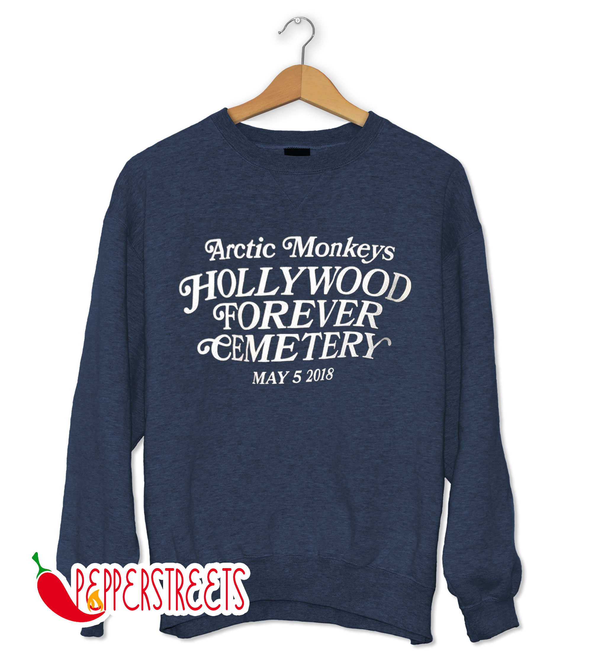 Arctic Monkeys Hollywood Forever Sweatshirt