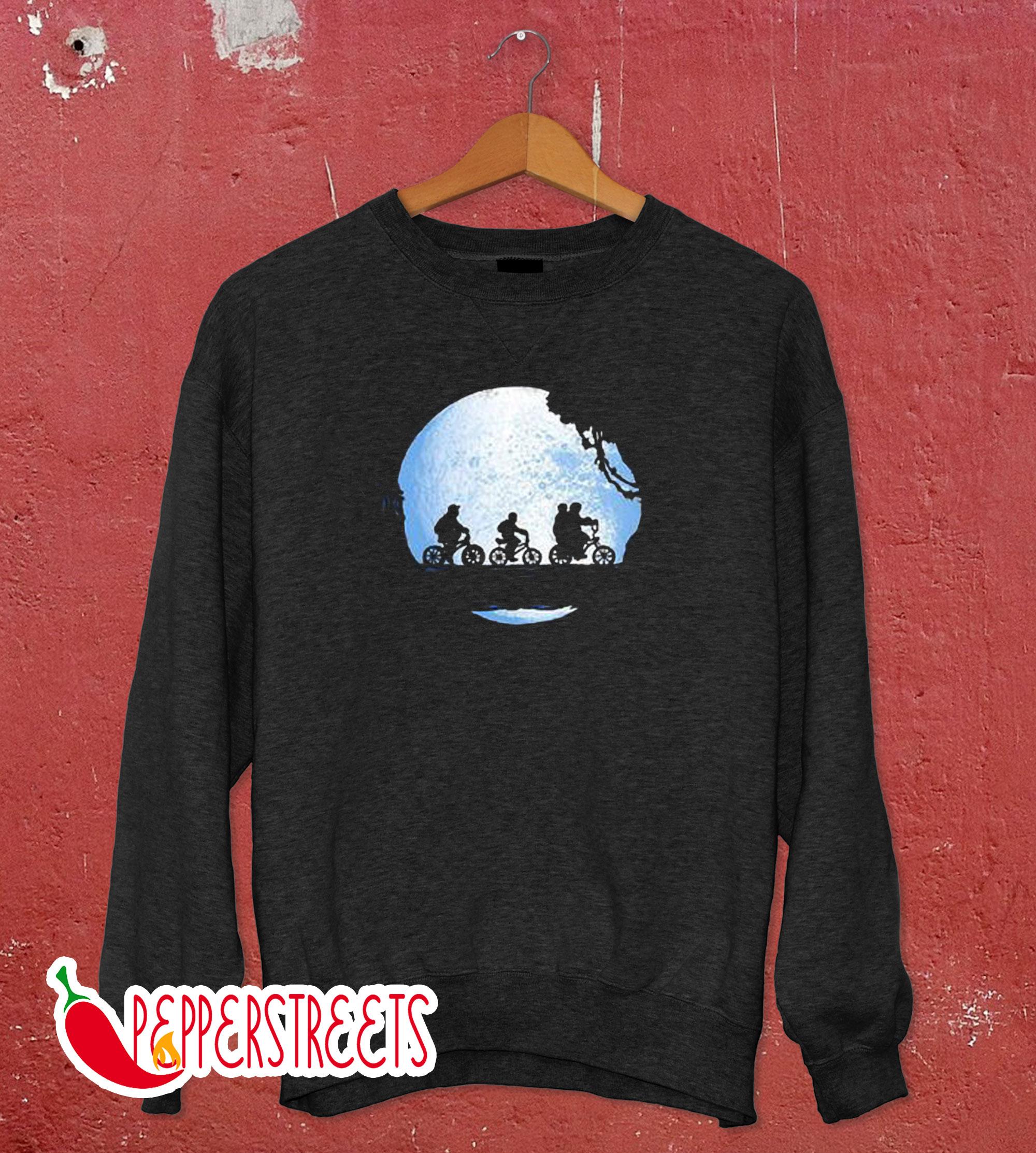 Bikers Stranger Things Sweatshirt