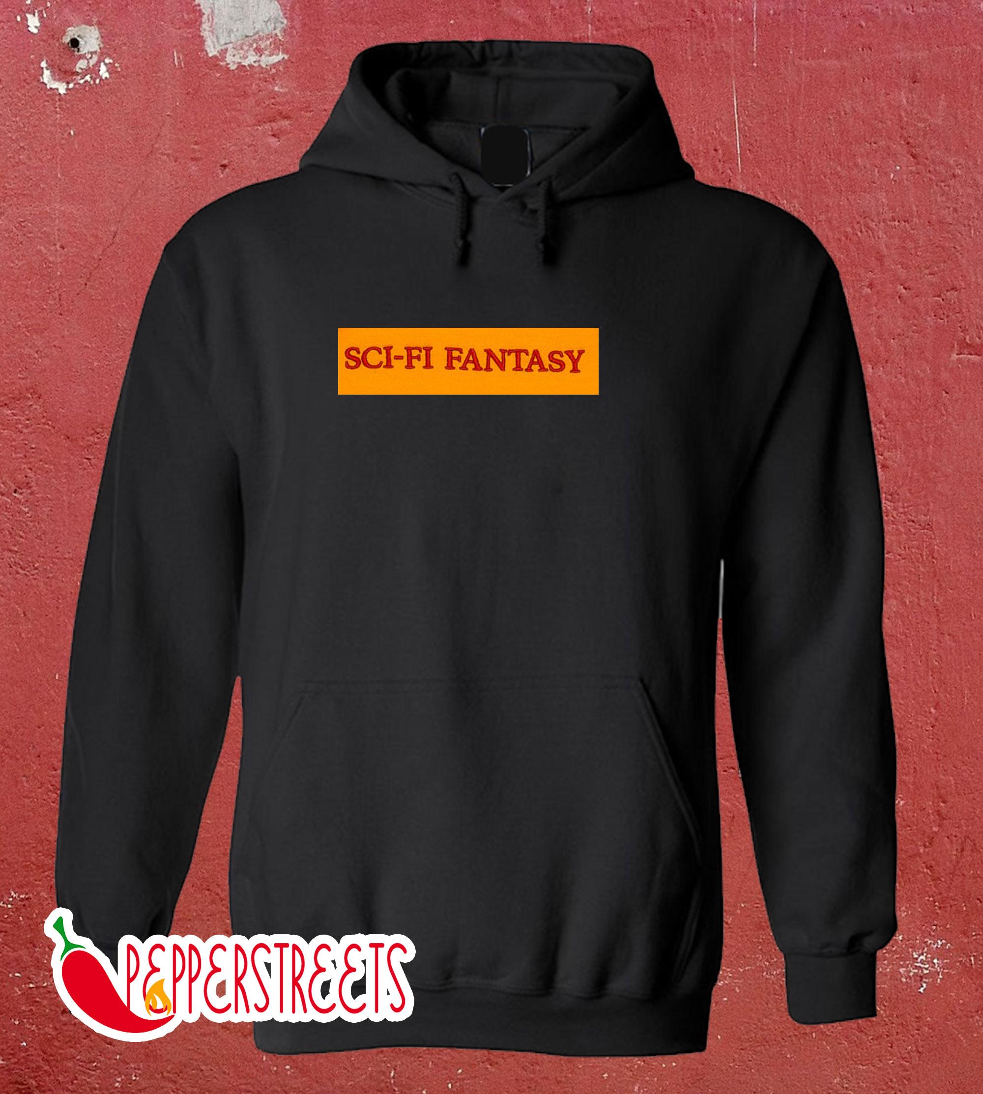 Buy Scifi Fantasy Hoodie