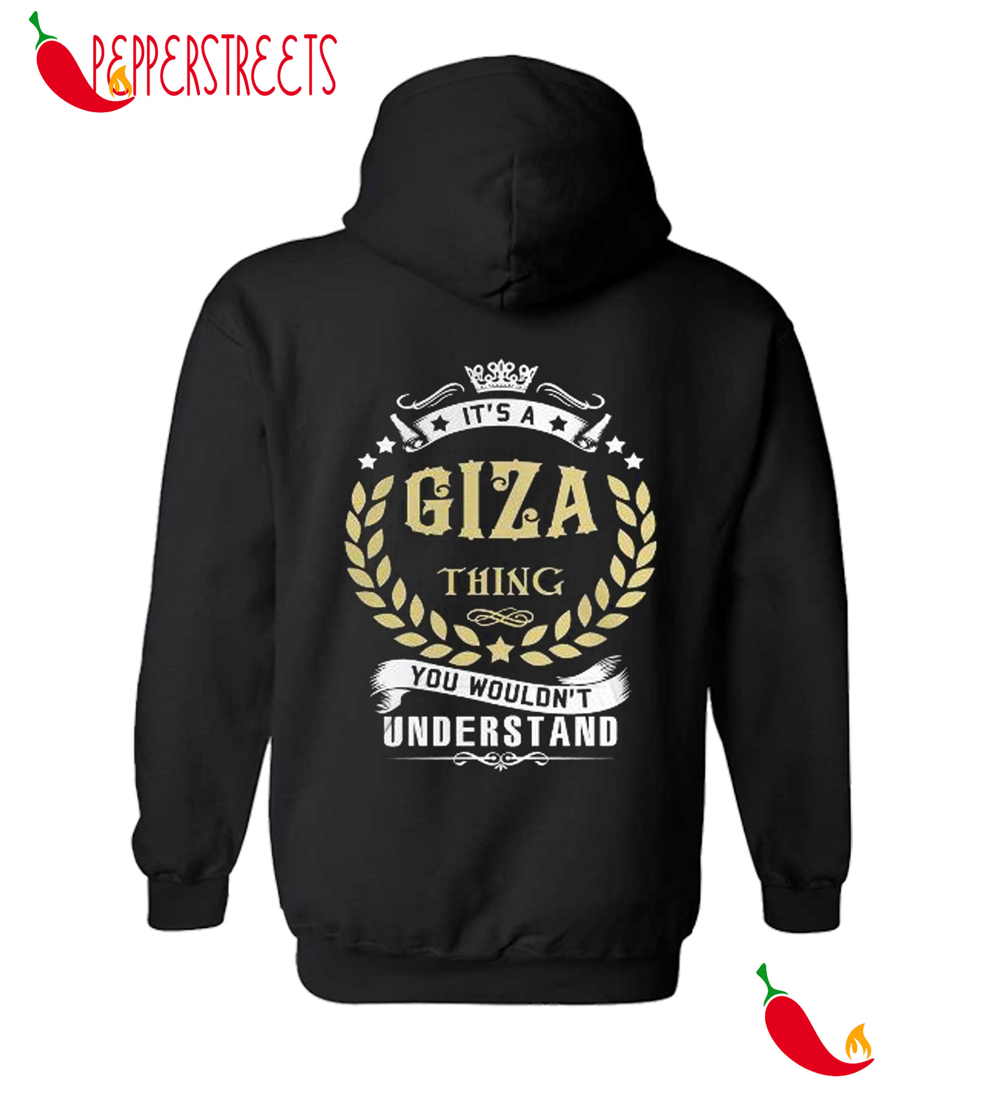 It's A Giza Thing You Wouldn't Understand Hoodie