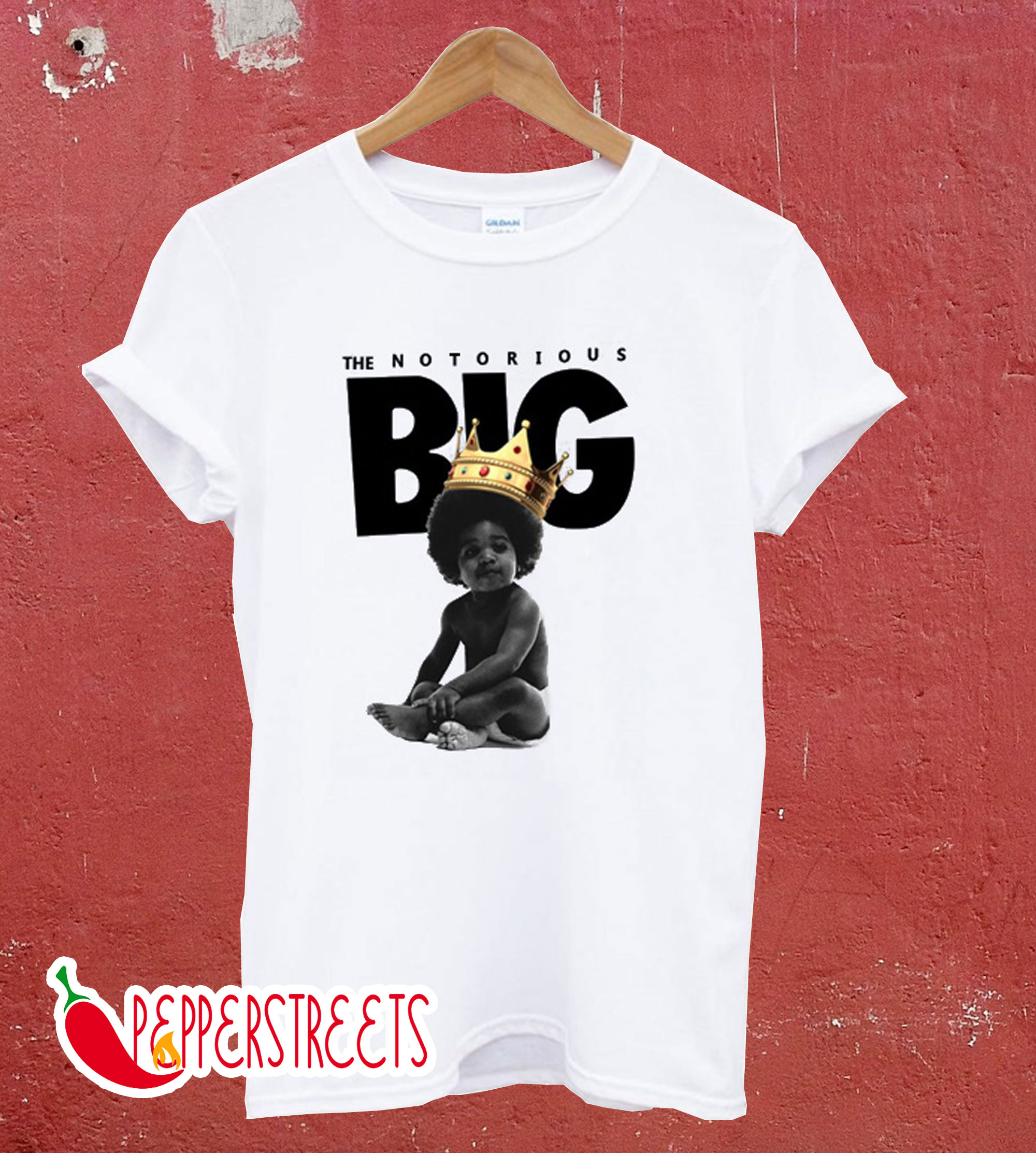 The Notorious Big Baby T-Shirt