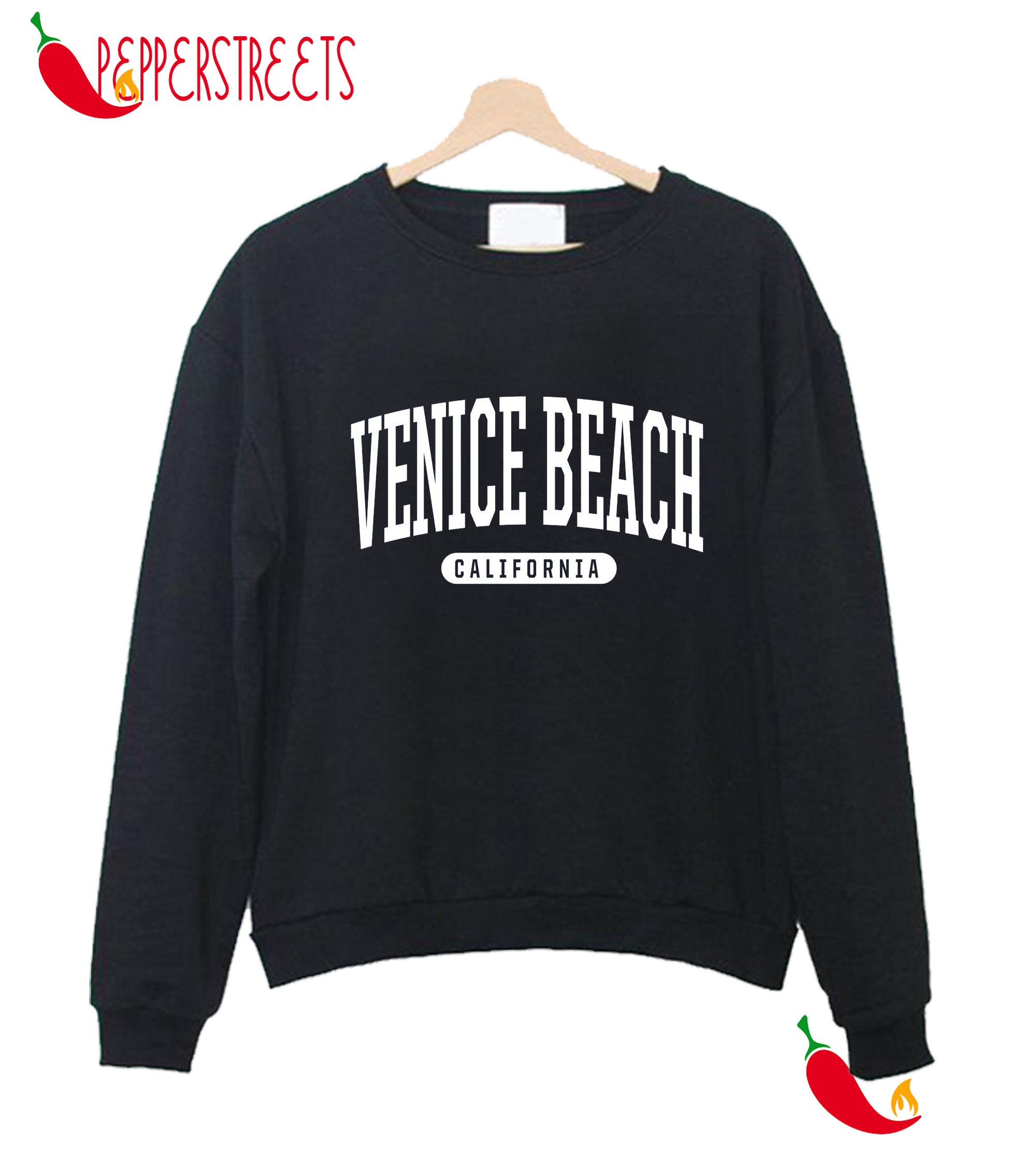Venice Beach California Sweatshirt