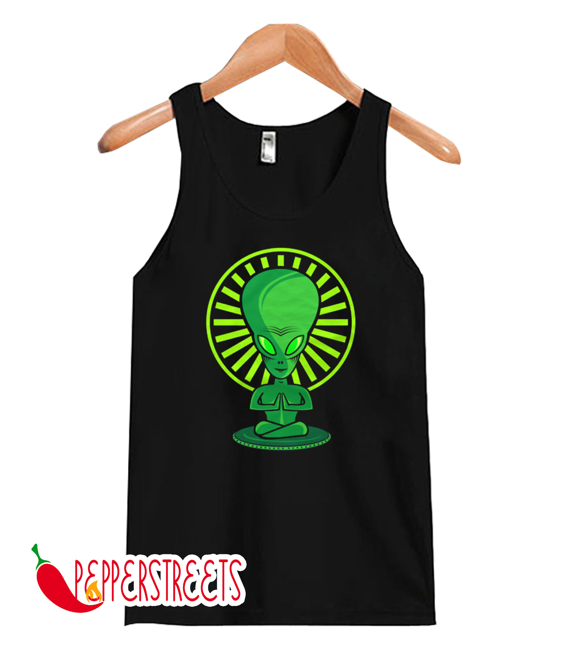 YOGA ALIEN Tank Top
