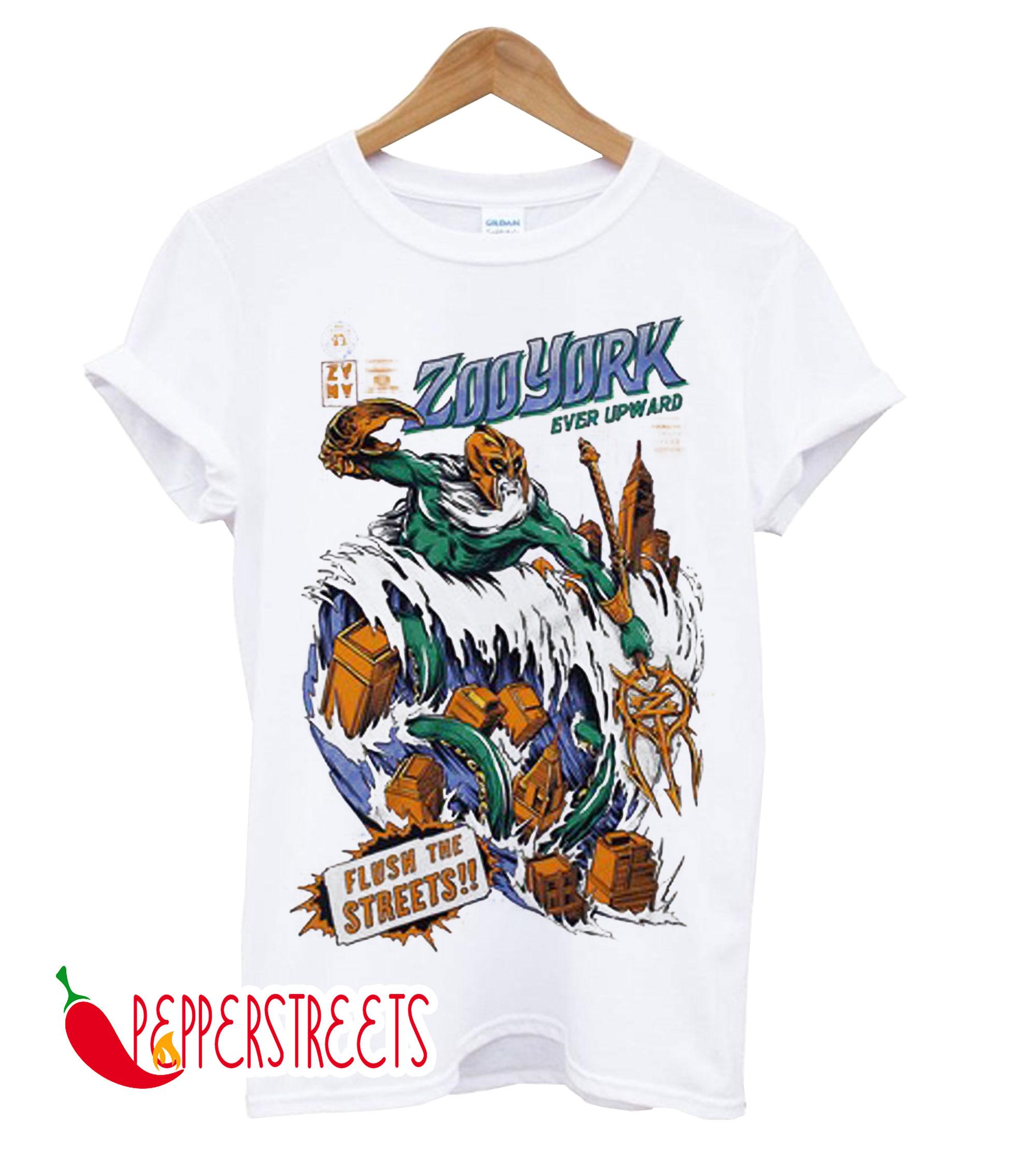 Zoo York Comics T-Shirt
