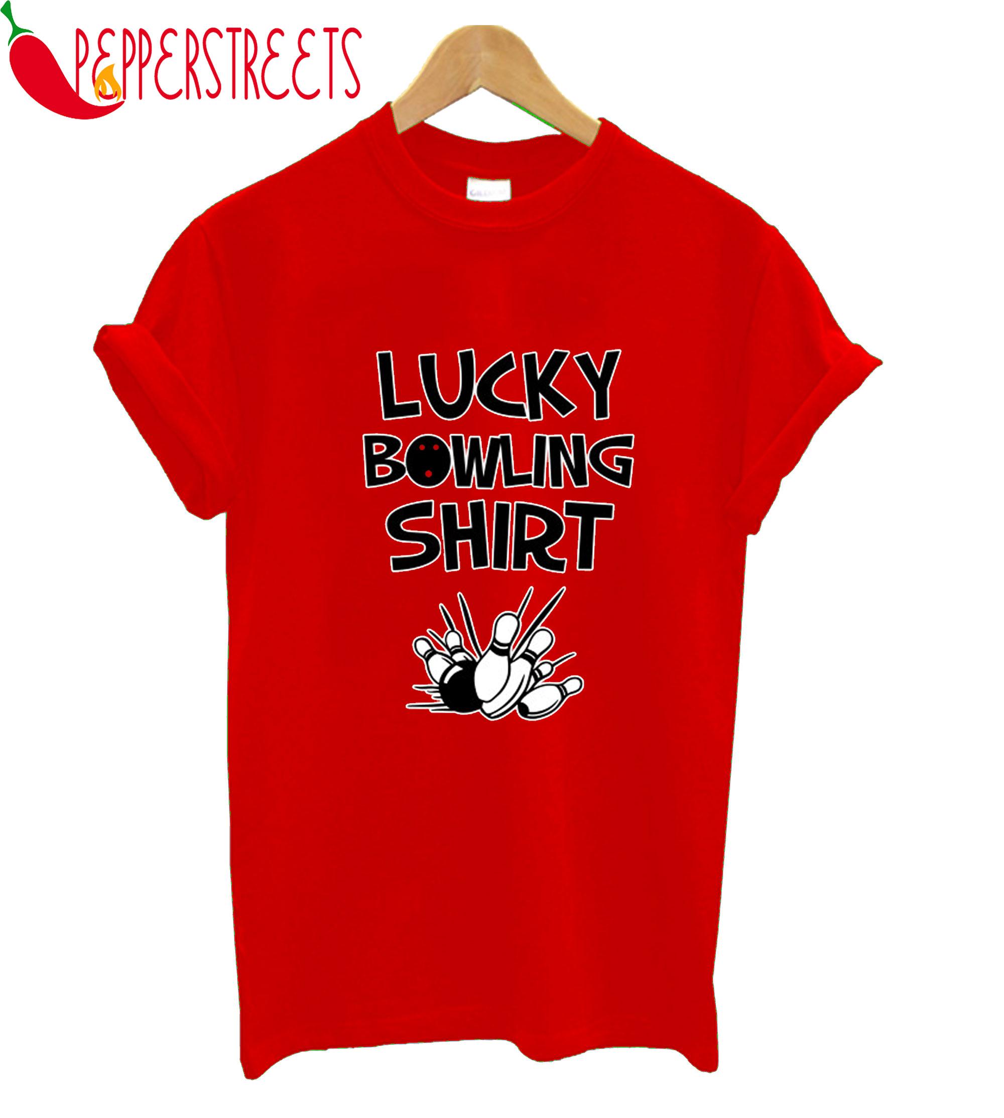 Lucky Bowling Shirt T-Shirt