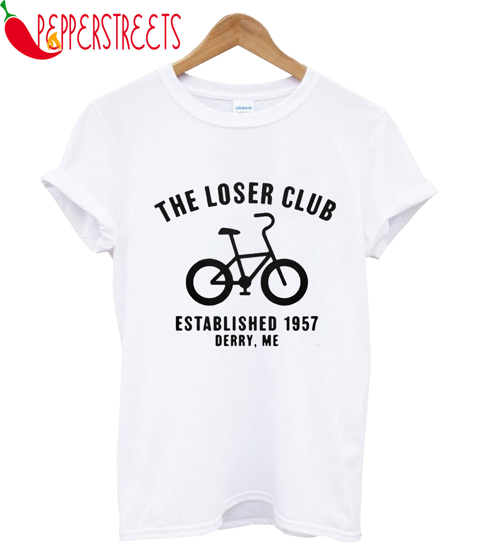 The Loser Club Established 1957 Derry Me T-Shirt