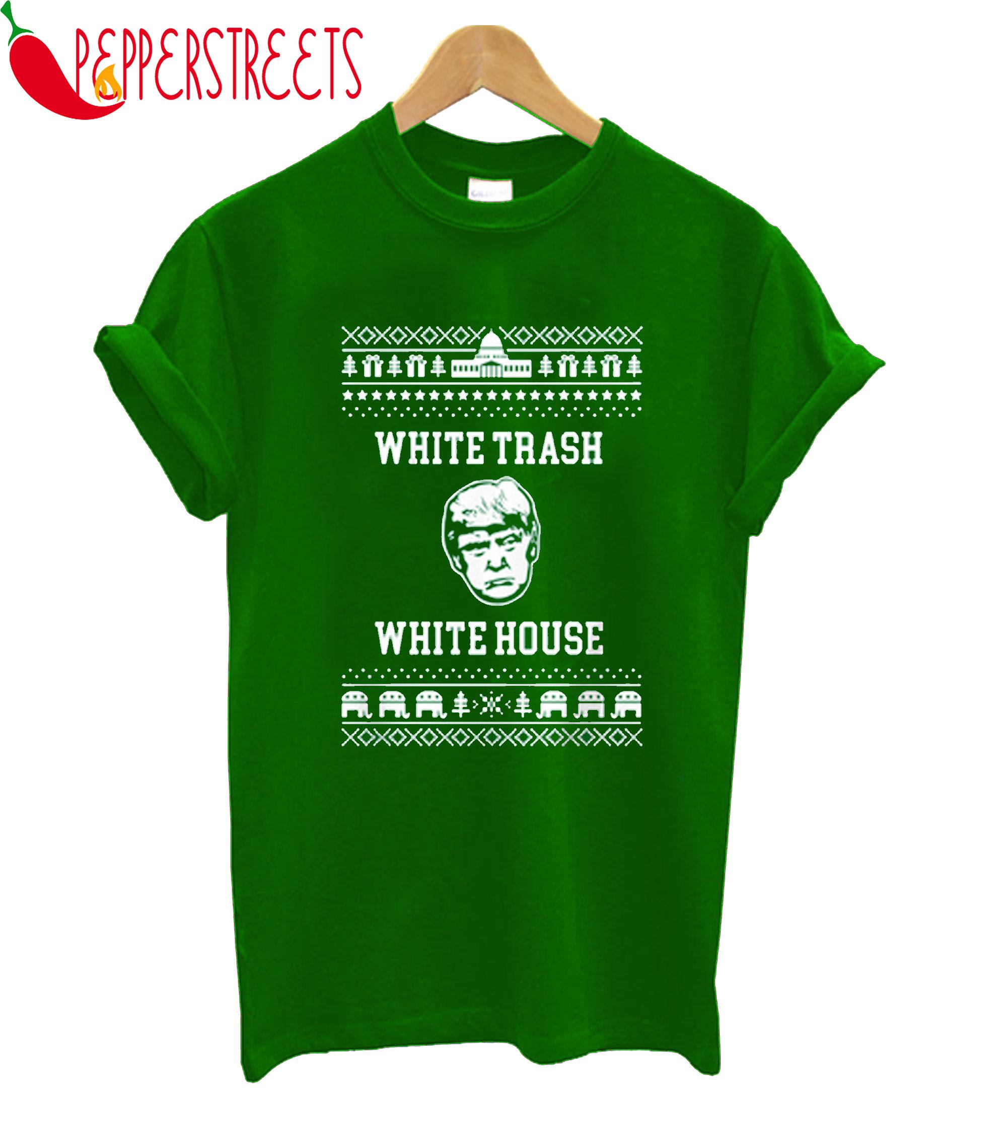 White Trash White House T-Shirt