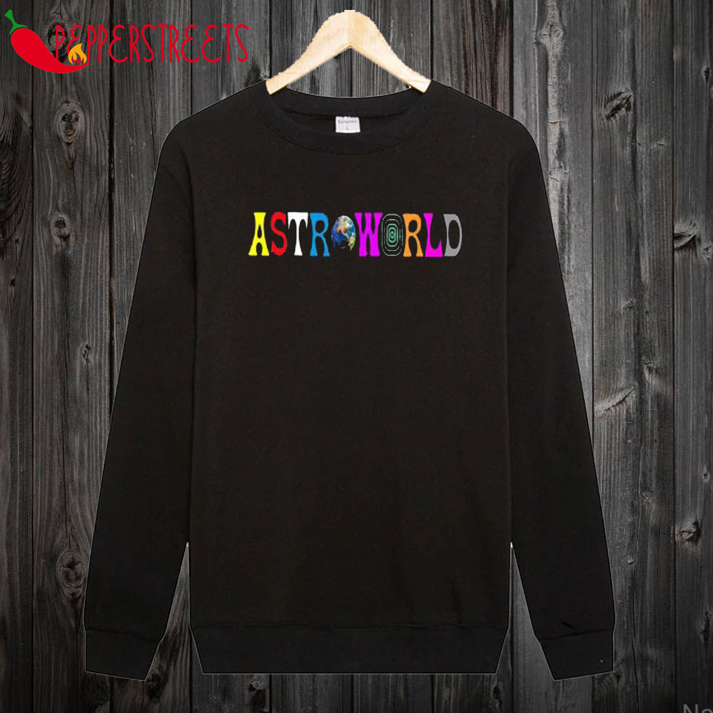 Astroworld Sweatshirt