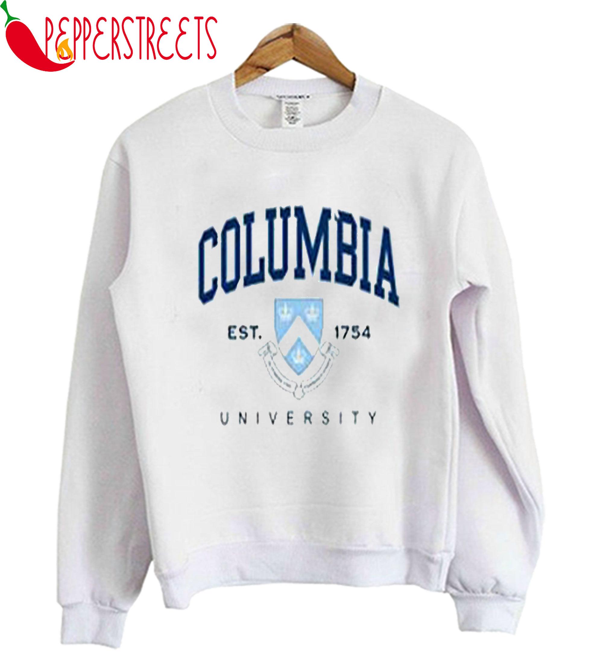 Columbia University Sweatshirt