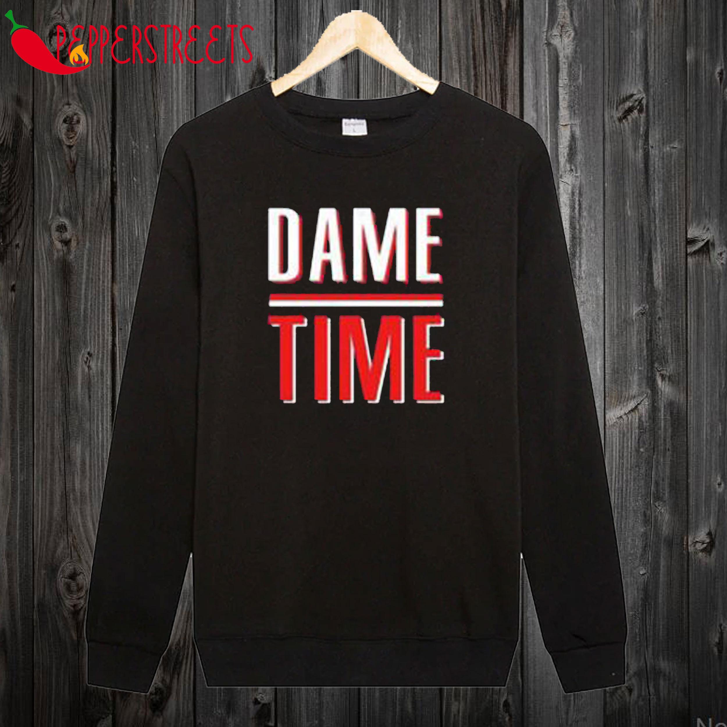 Dame Time Sweatshirt