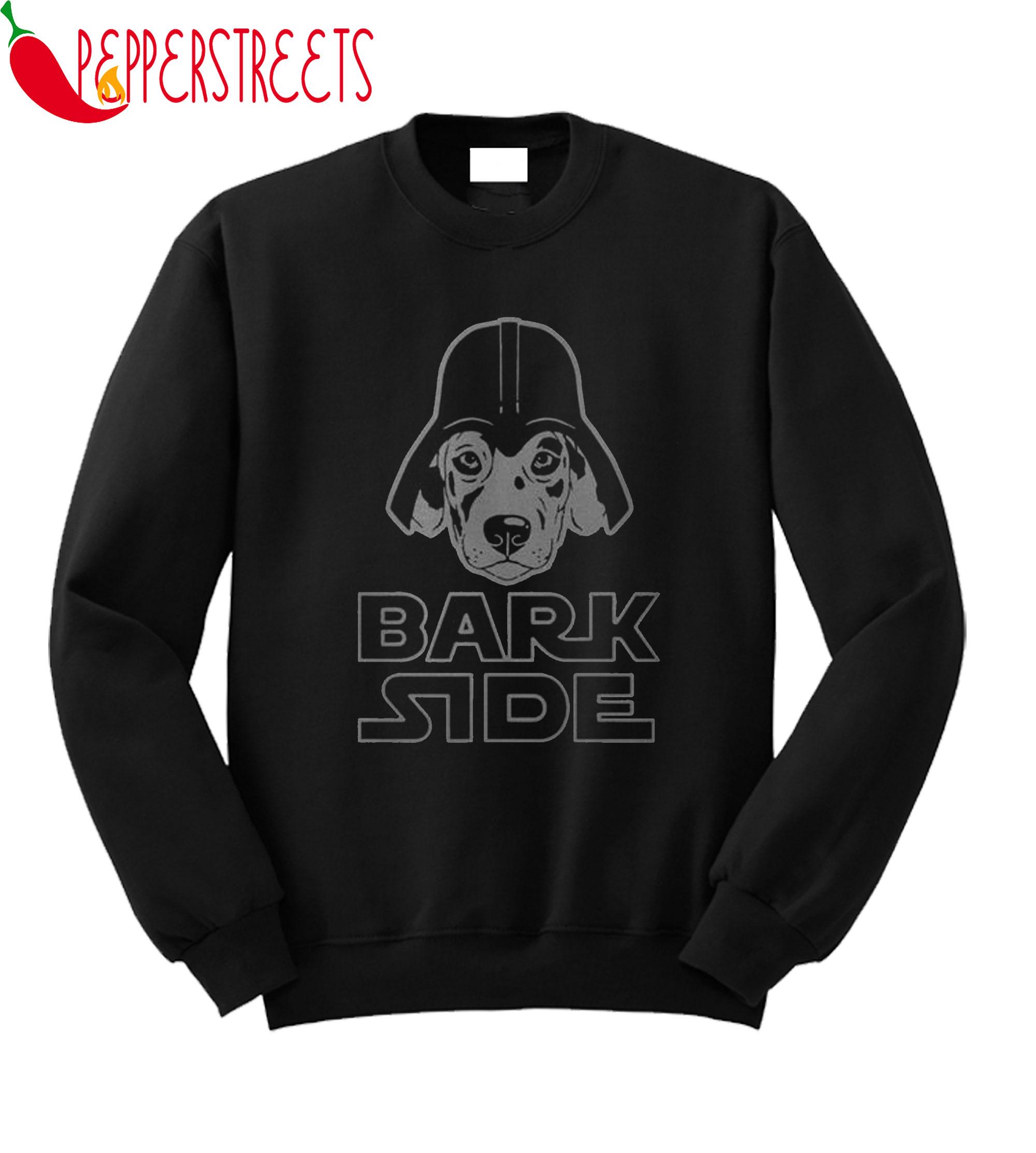 Darth Vader Bark Side Sweatshirt