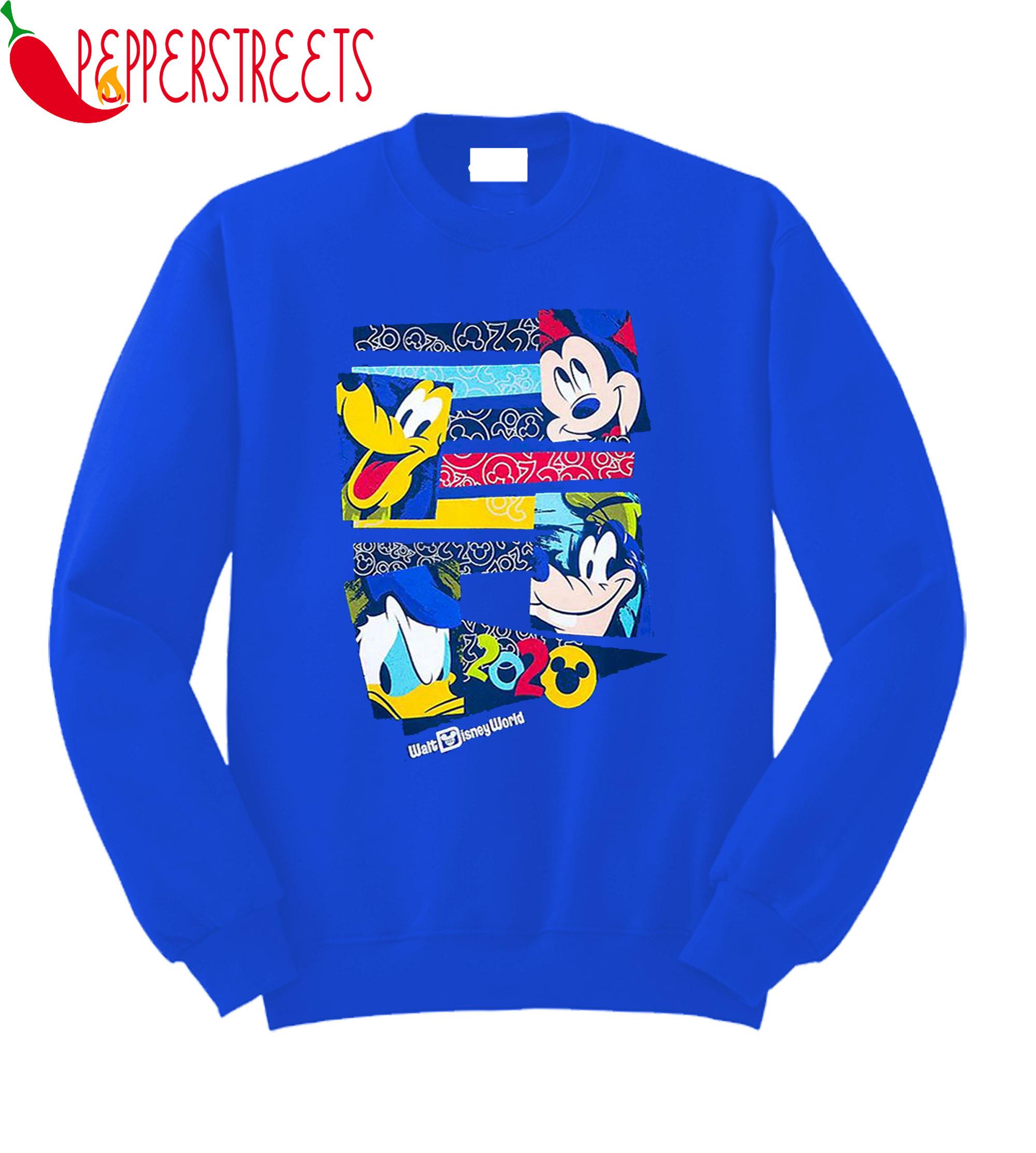 Disney Toddler Sweatshirt
