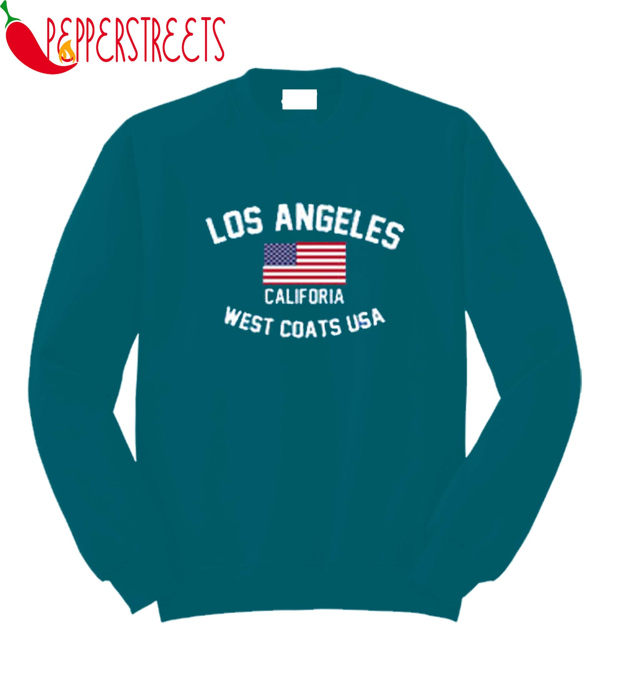 Los Angeles California Sweatshirt