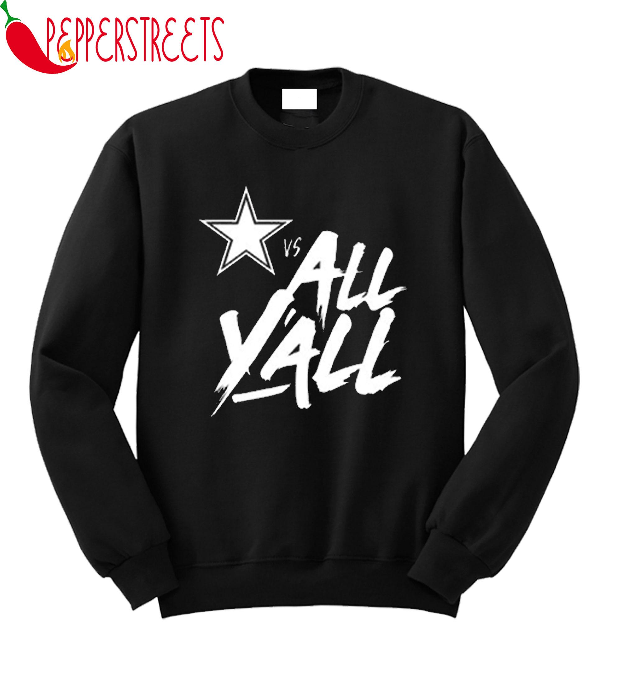 Star Vs Ally'all Sweatshirt