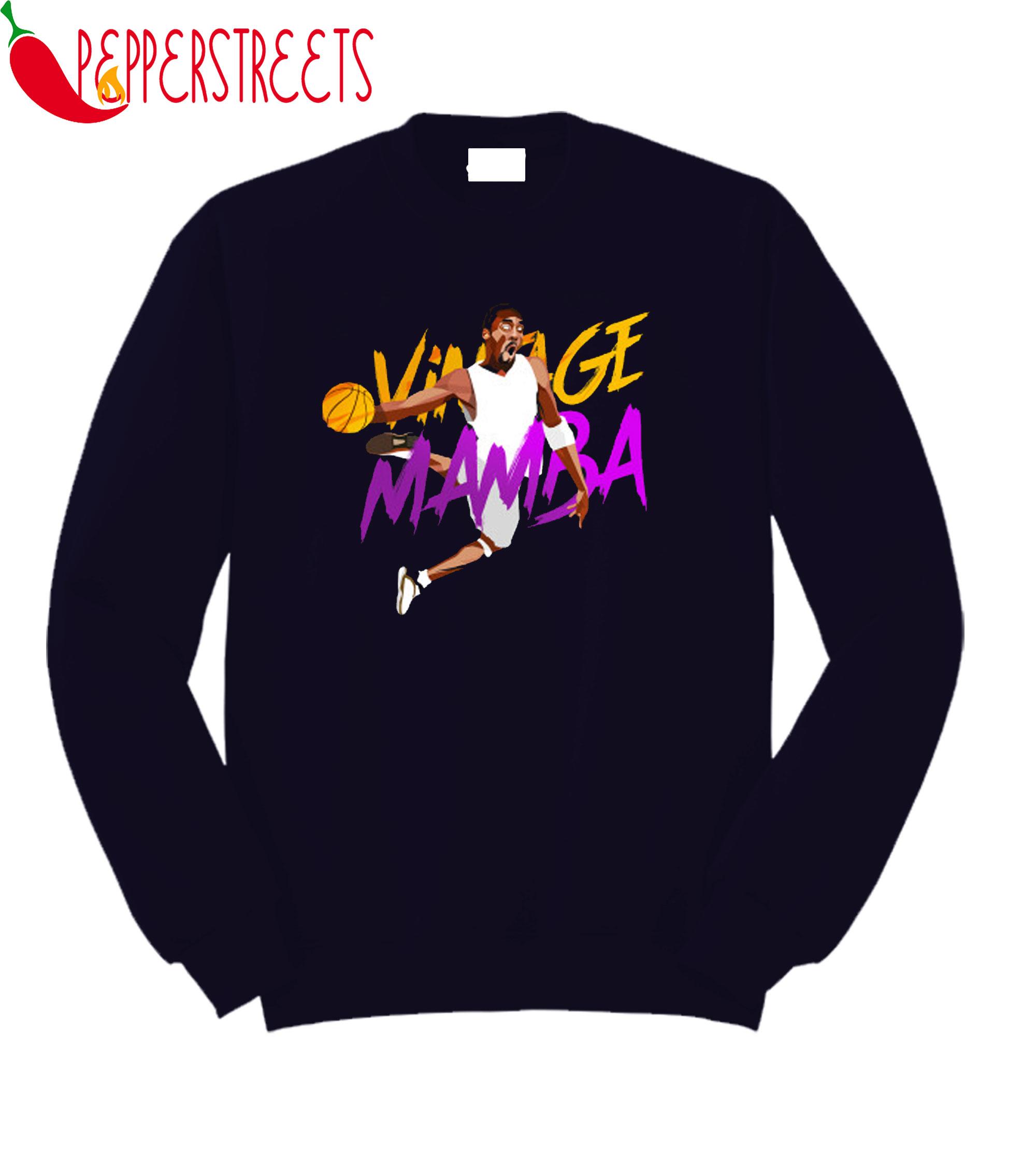 Vintage Mamba Sweatshirt