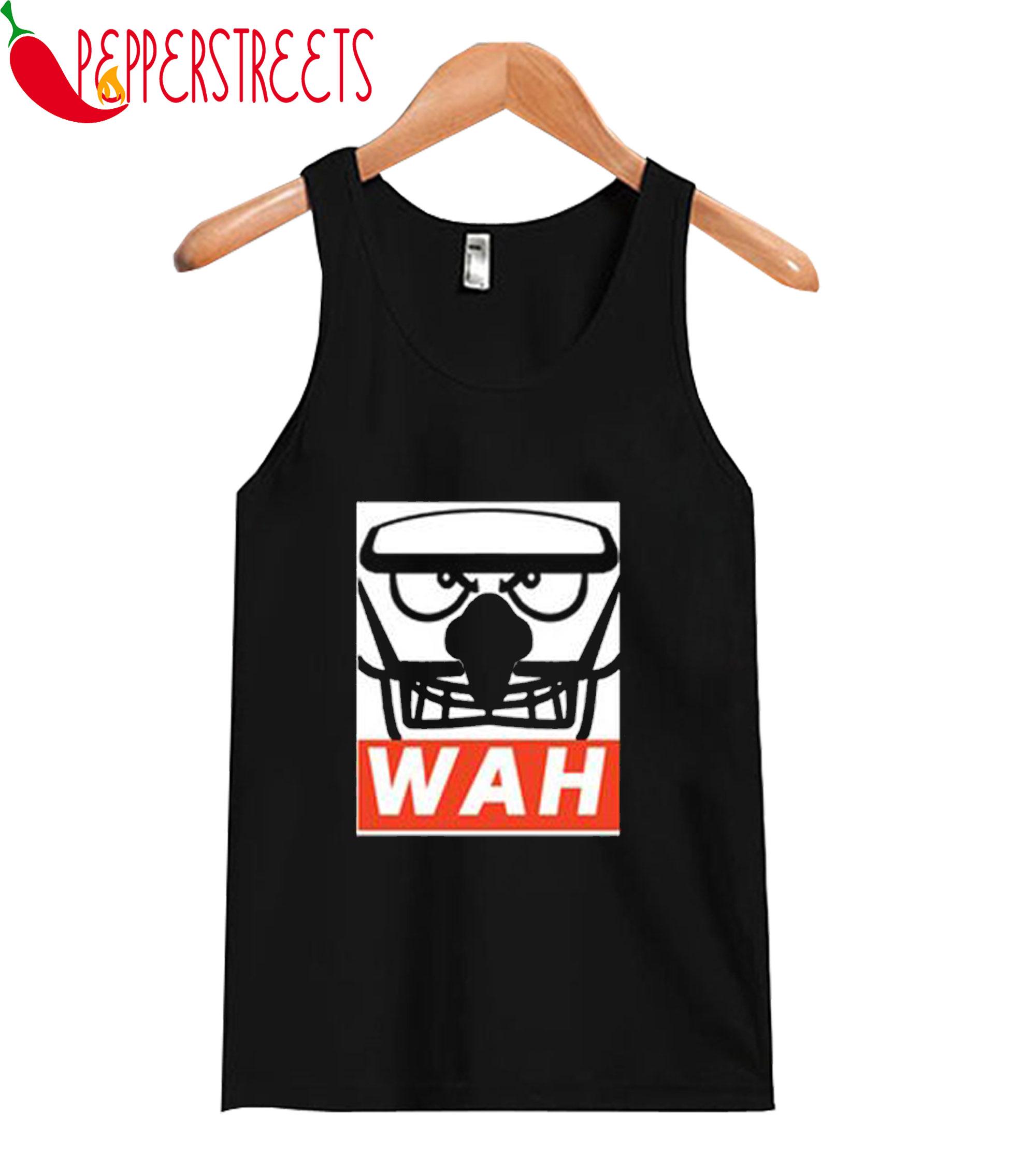 Wah Tank-Top