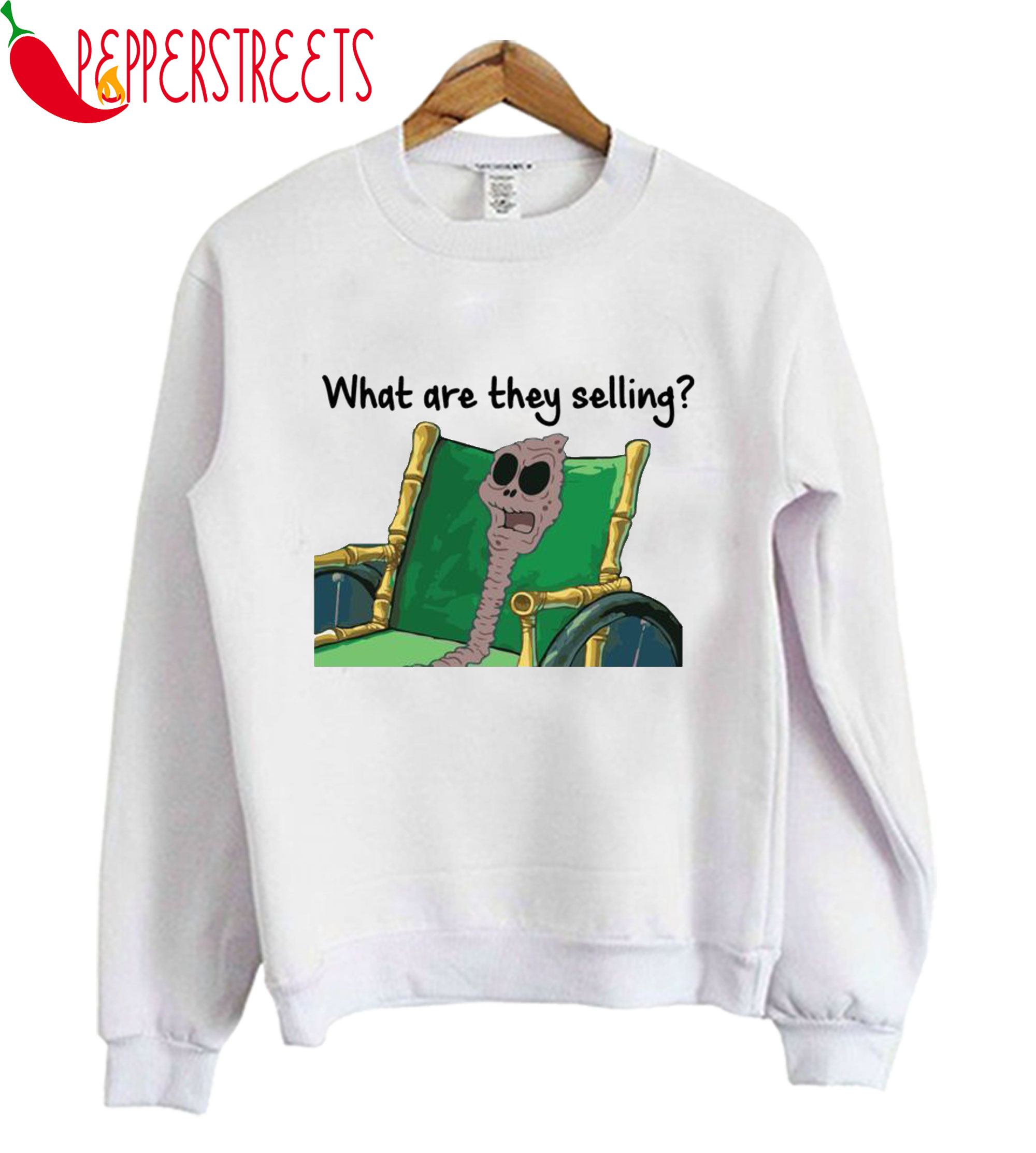 What Are They Selling Sweatshirt