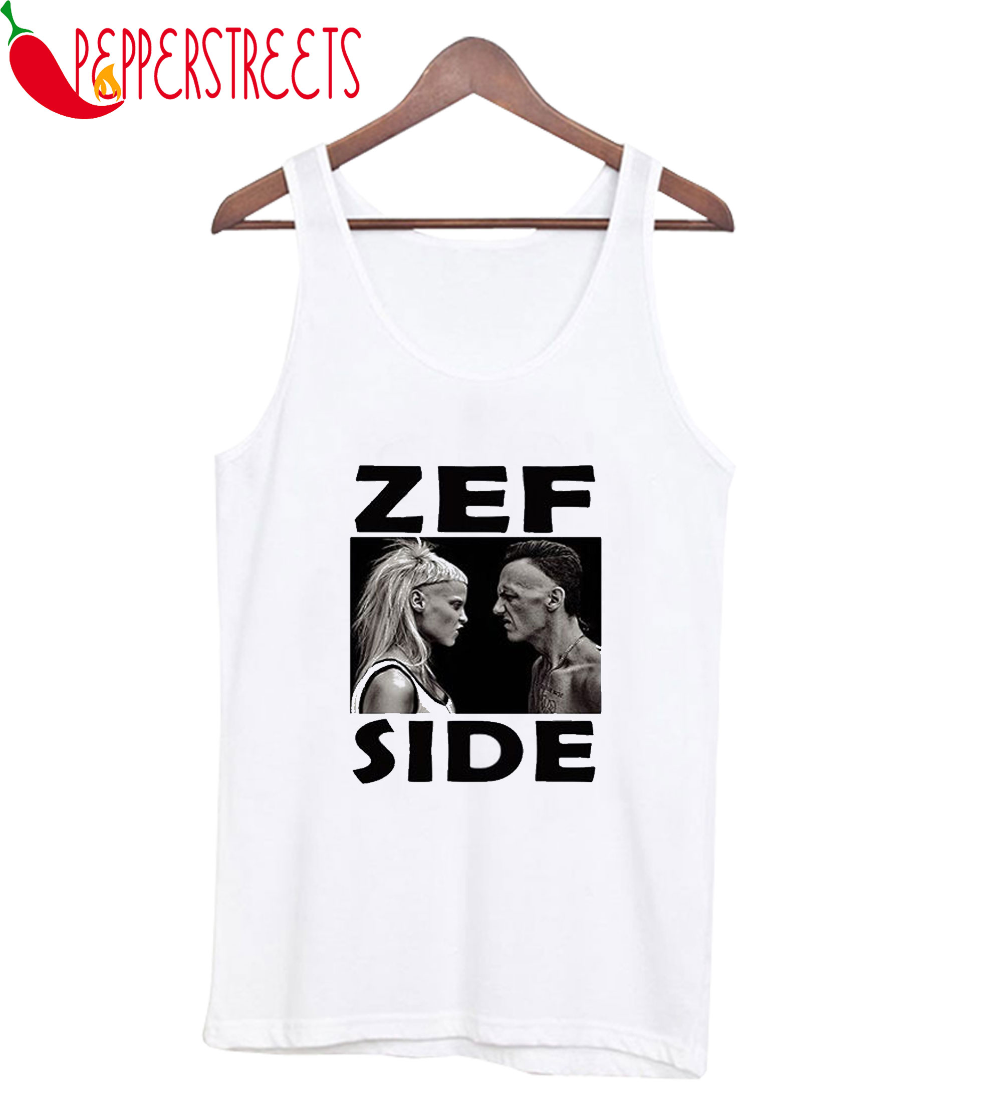 Zef Side Tank-Top