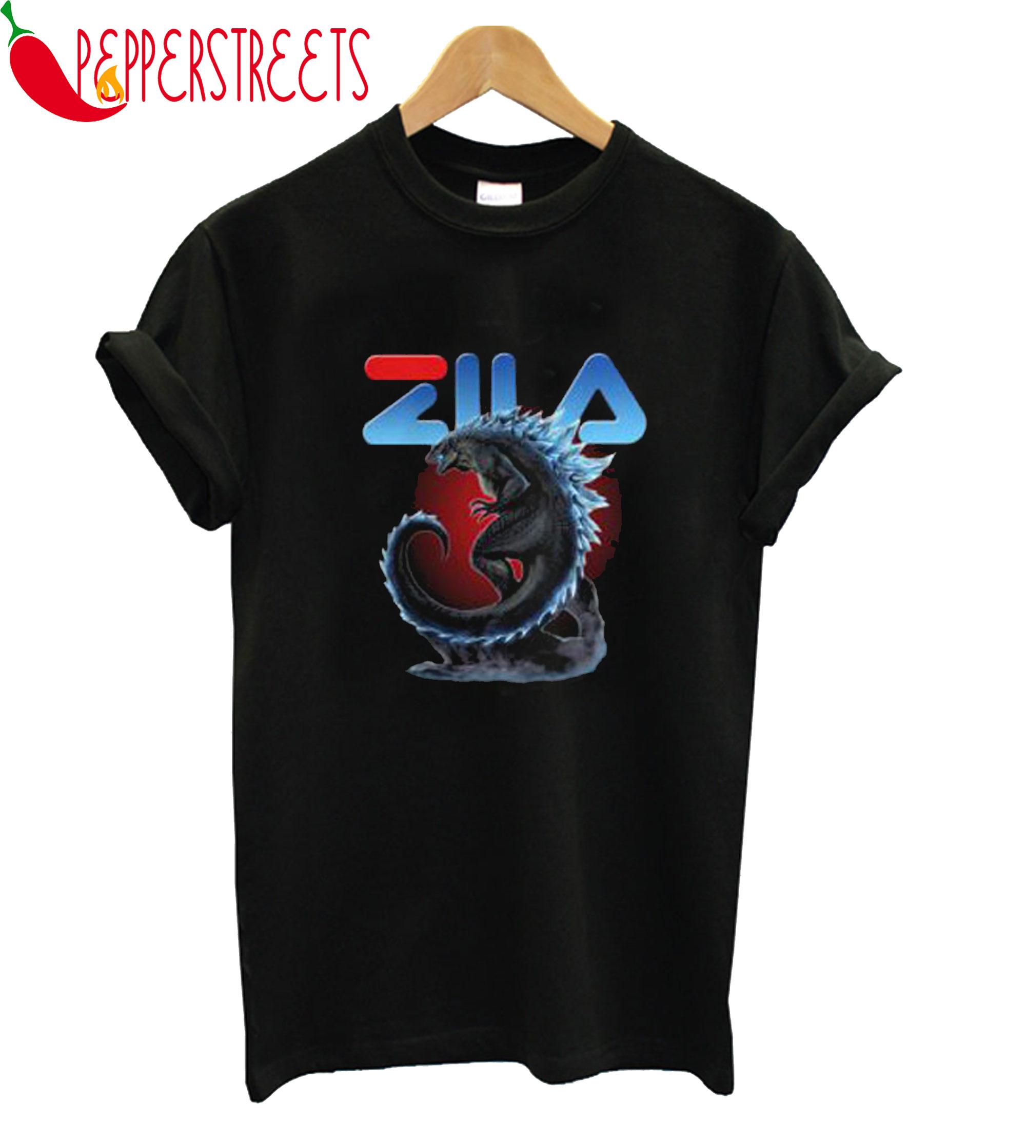 Zila Godzila T-Shirt