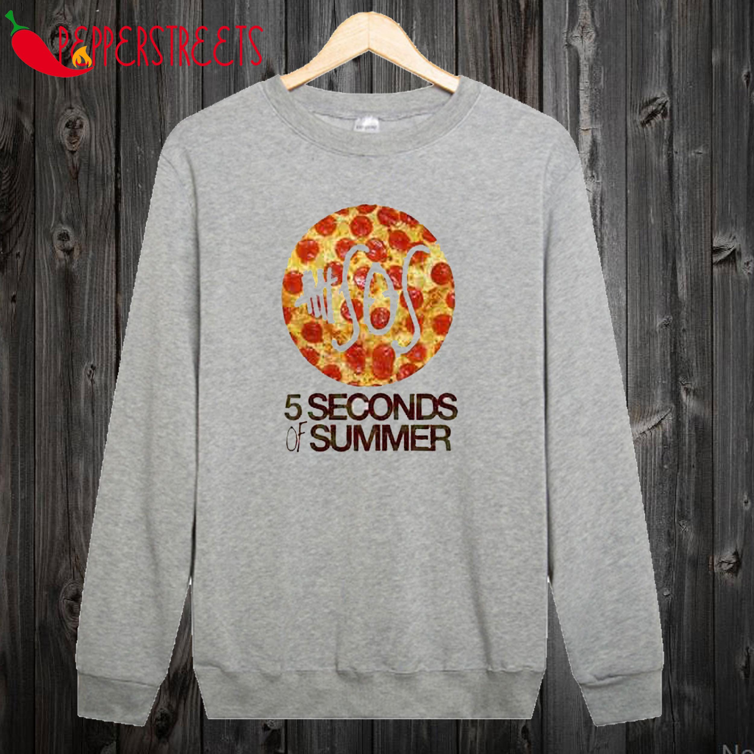 5 Seconds Of Summer Sweatshirt