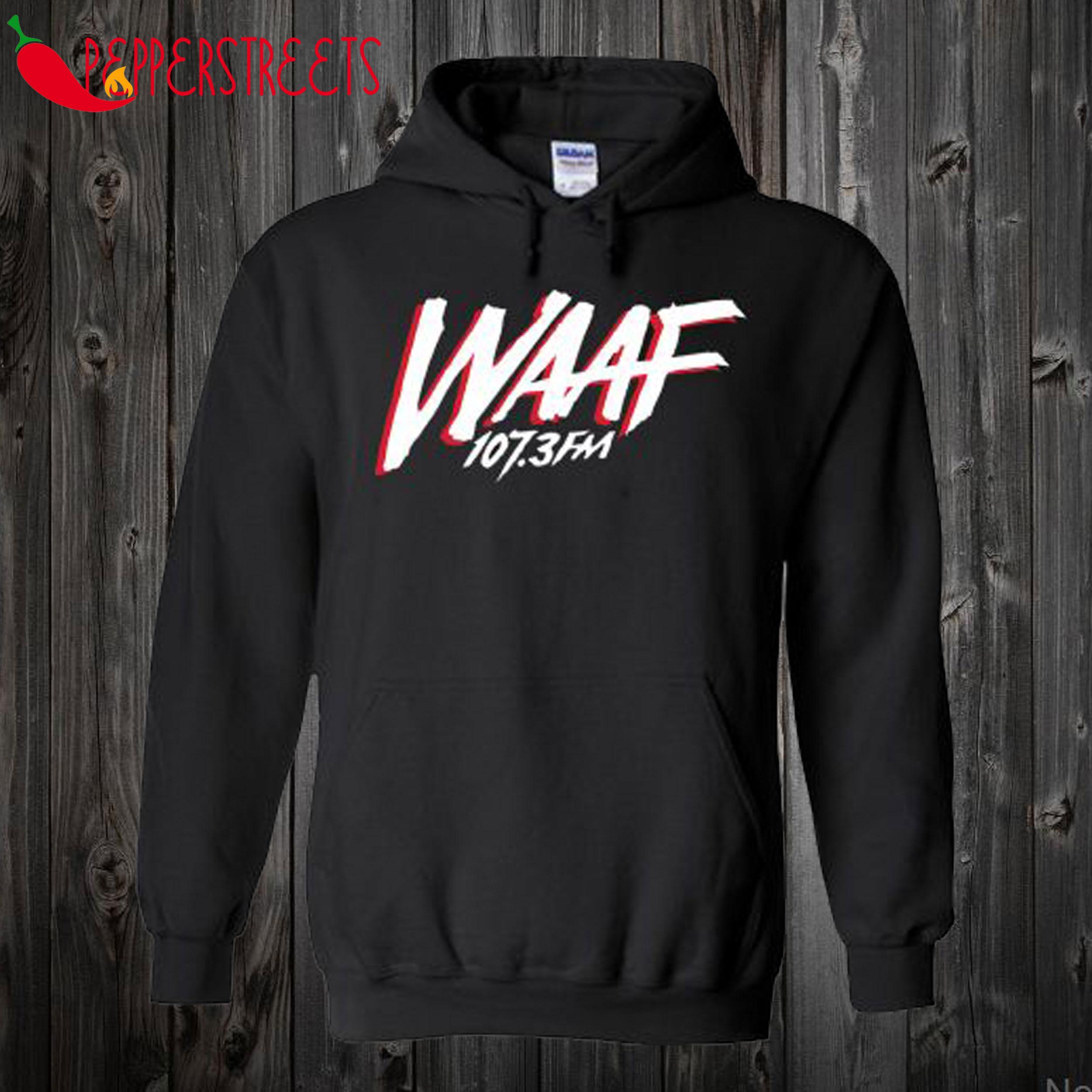 Waaf Rock Hoodie