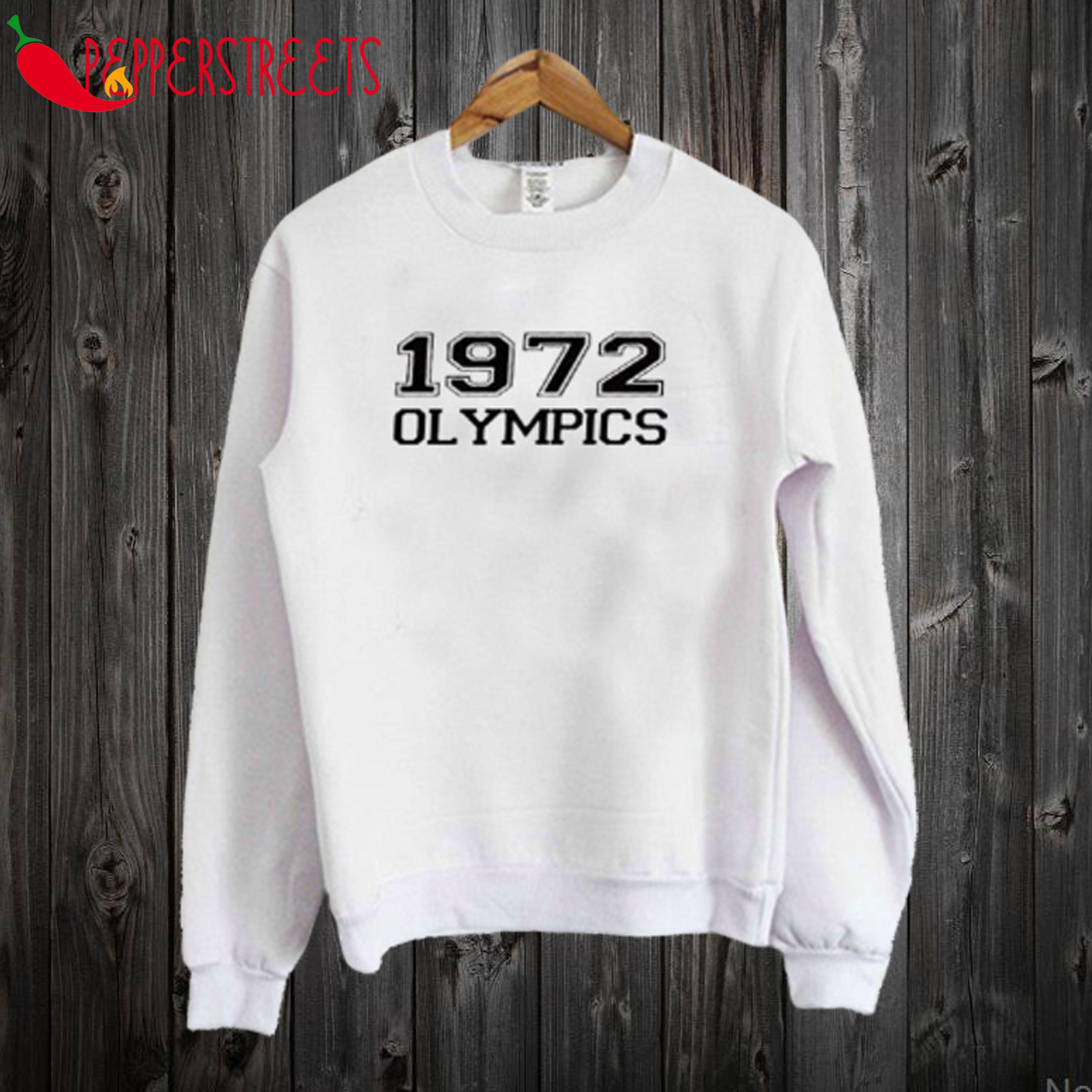 1972 Olympics Sweatshirt
