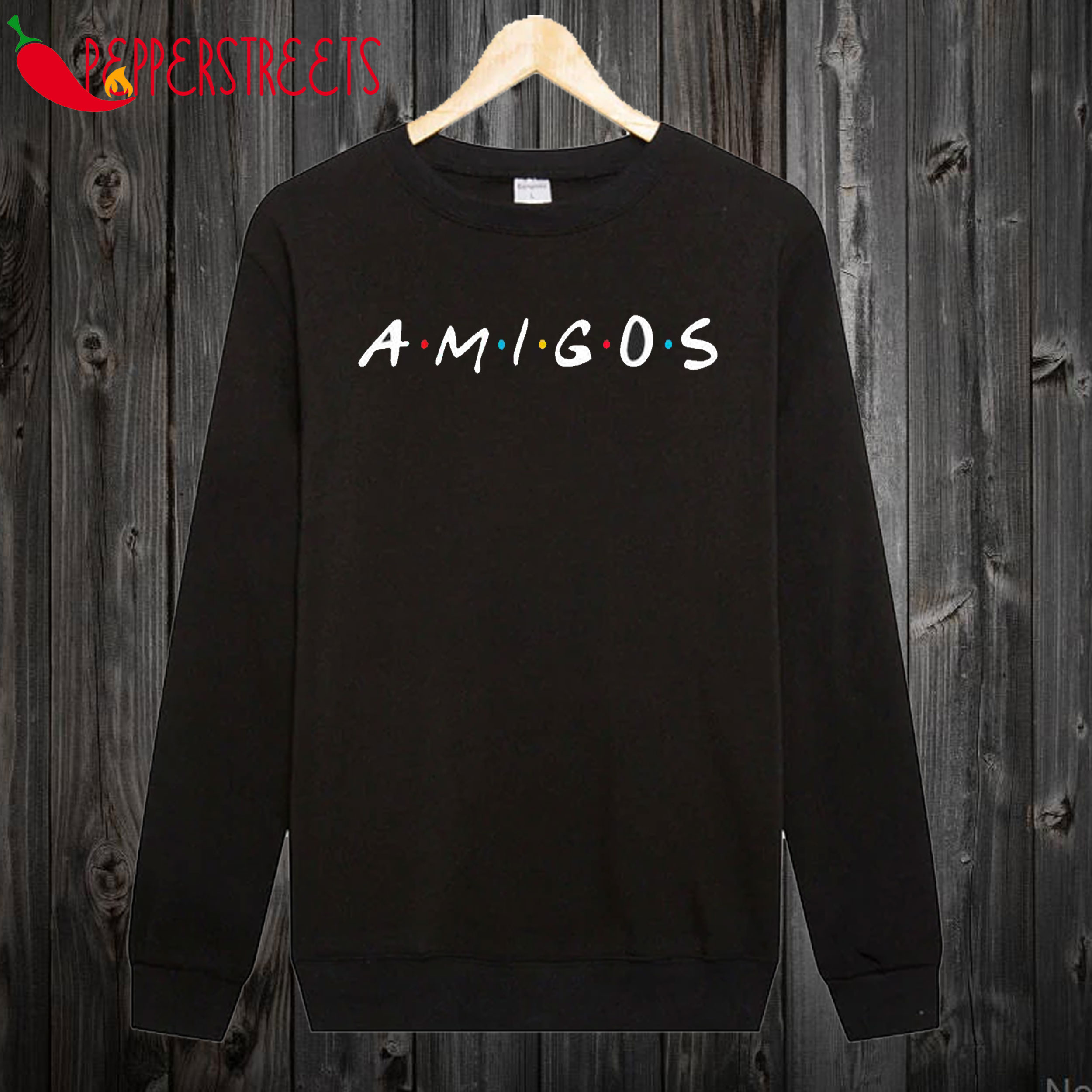 Amigos Girls Sweatshirt