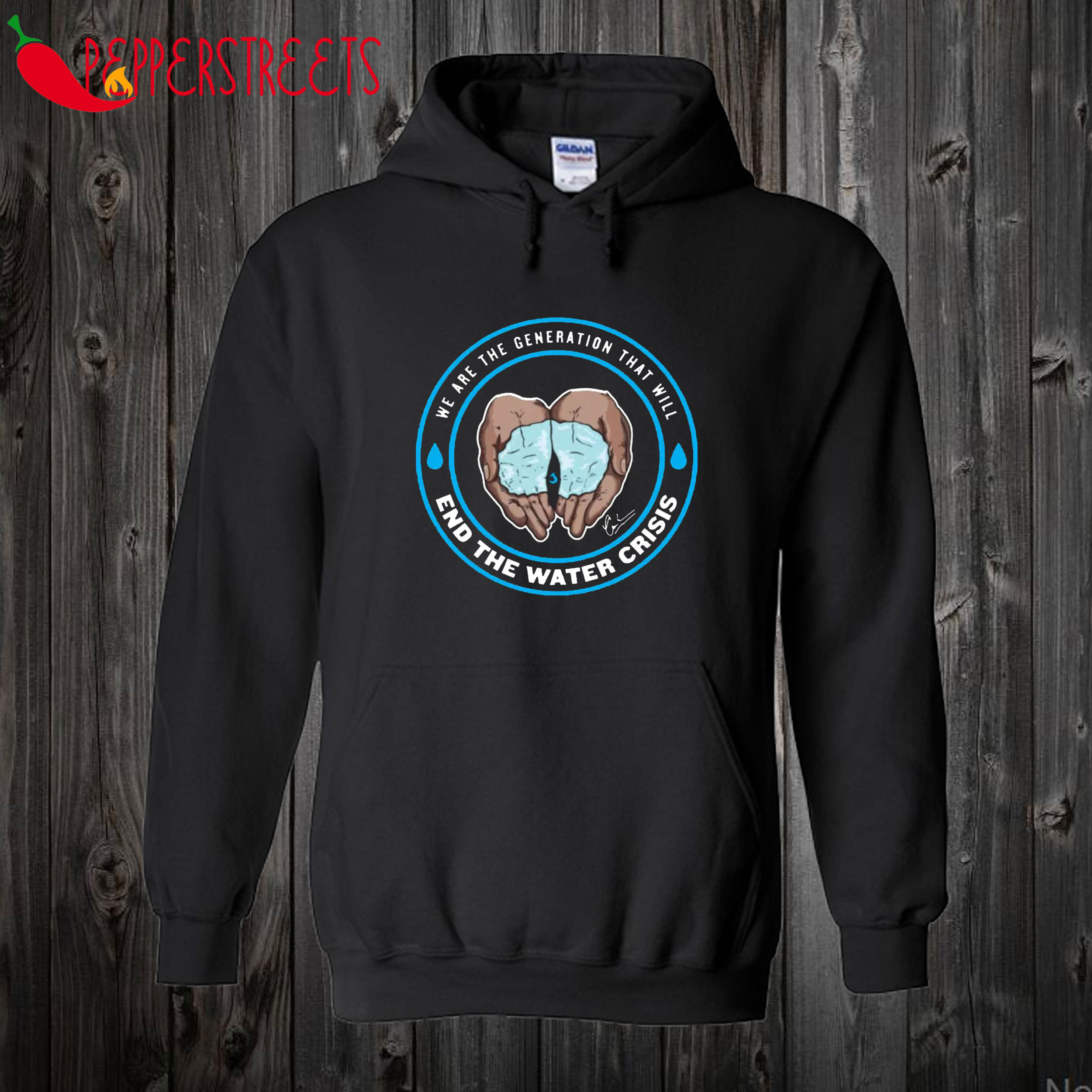 Cameron Boyce End The Water Crisis Charity Hoodie