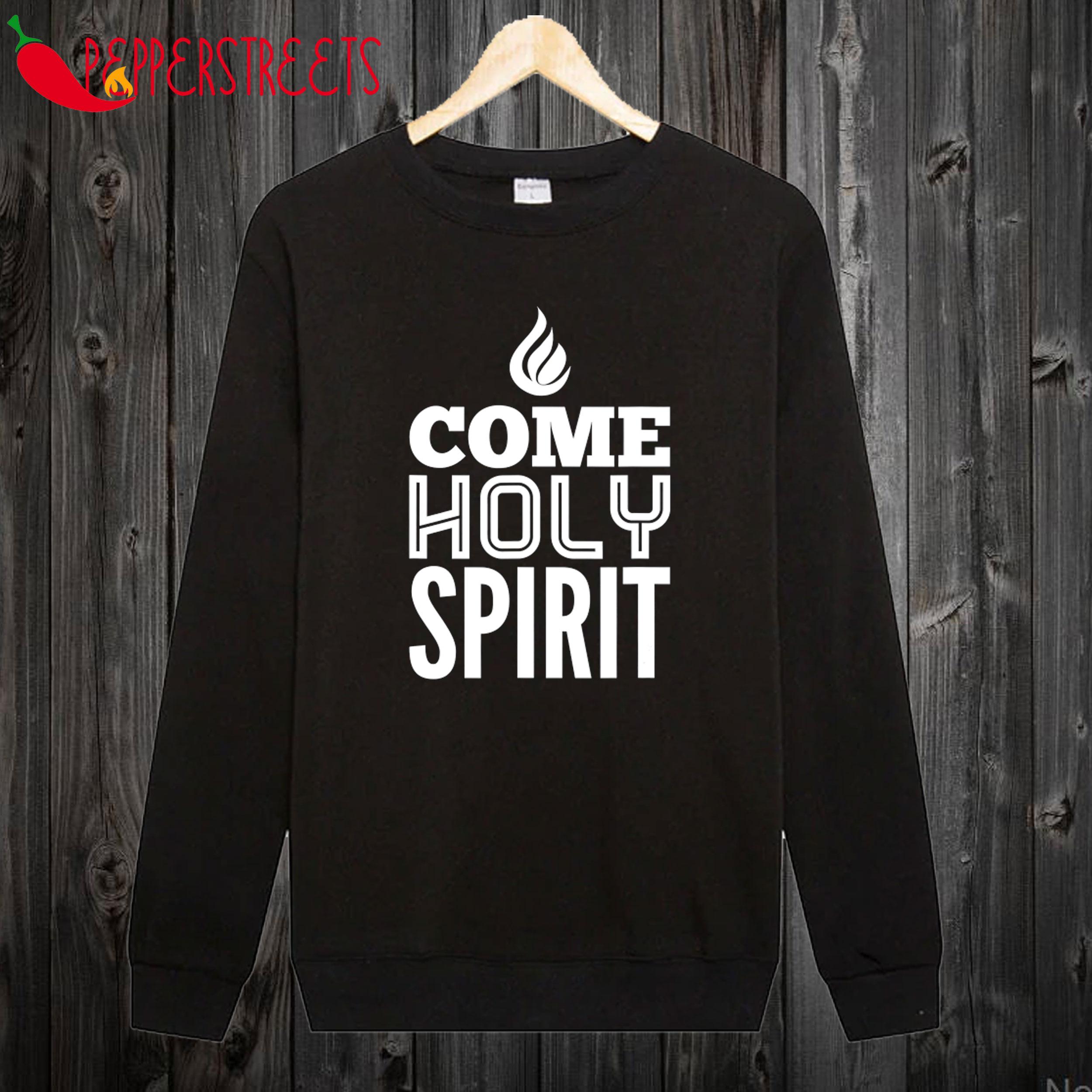 Christian Holy Spirit Sweatshirt