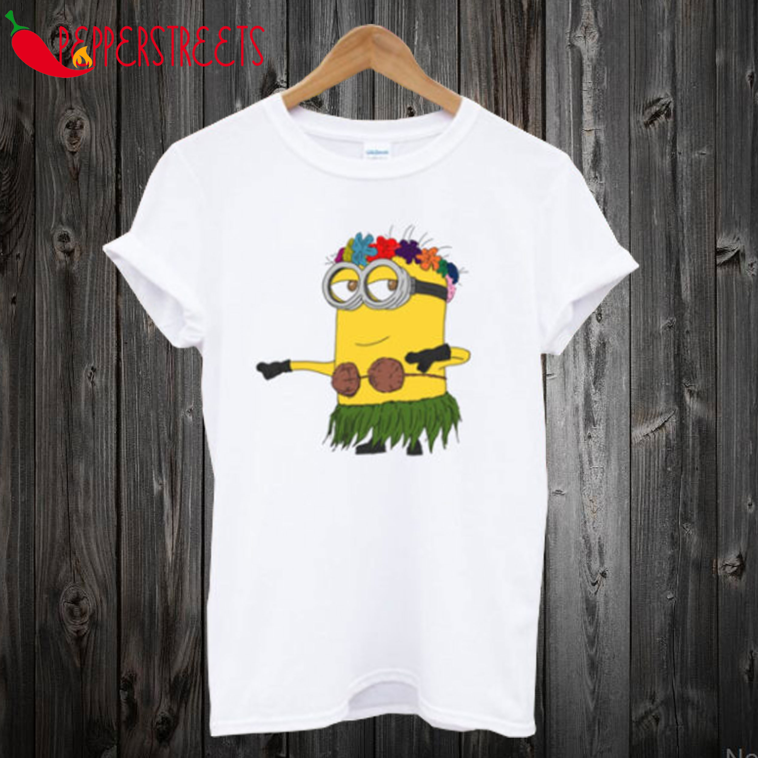 Hawaii Minion T-Shirt