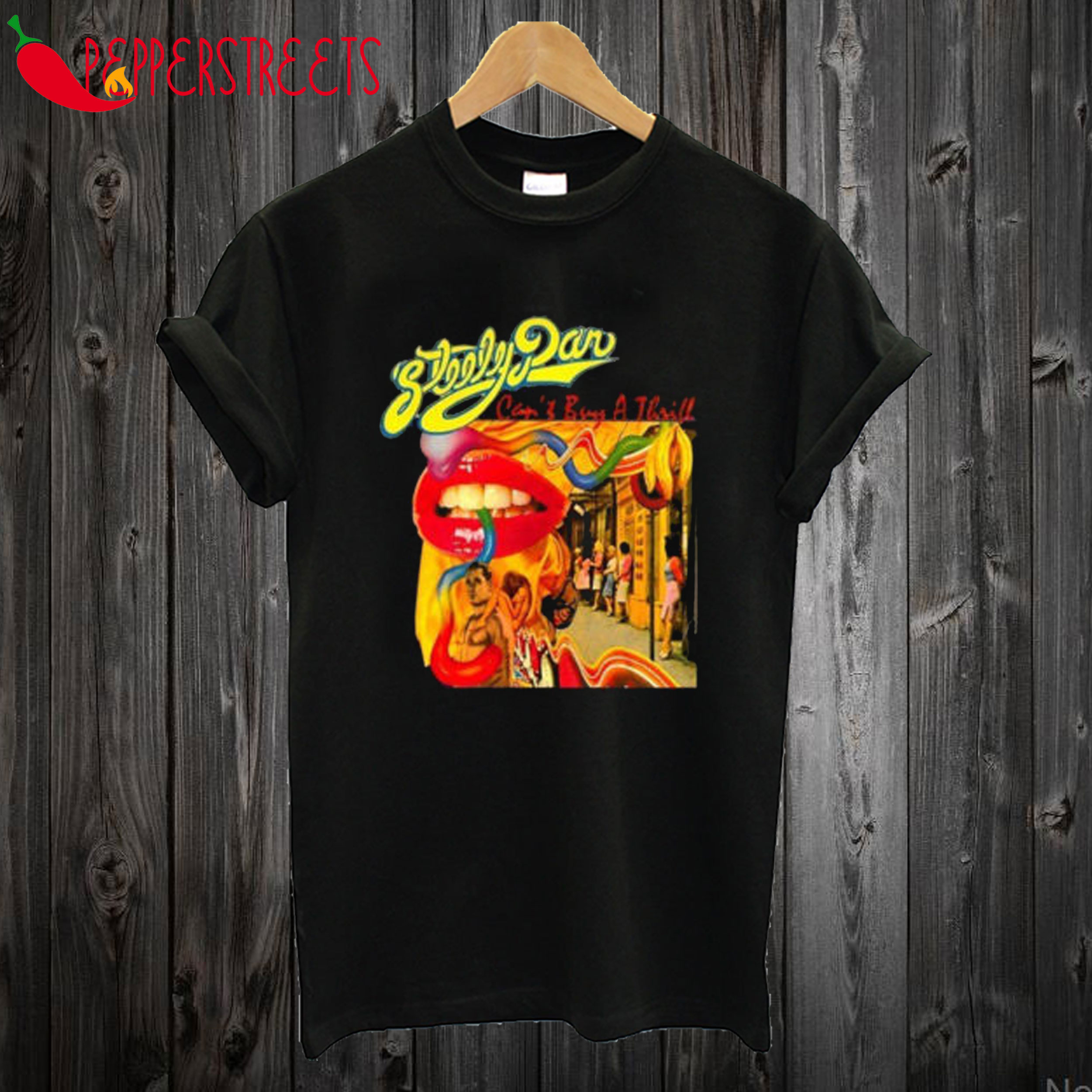 Steely Dan I Cant Buy A Thrill T-Shirt