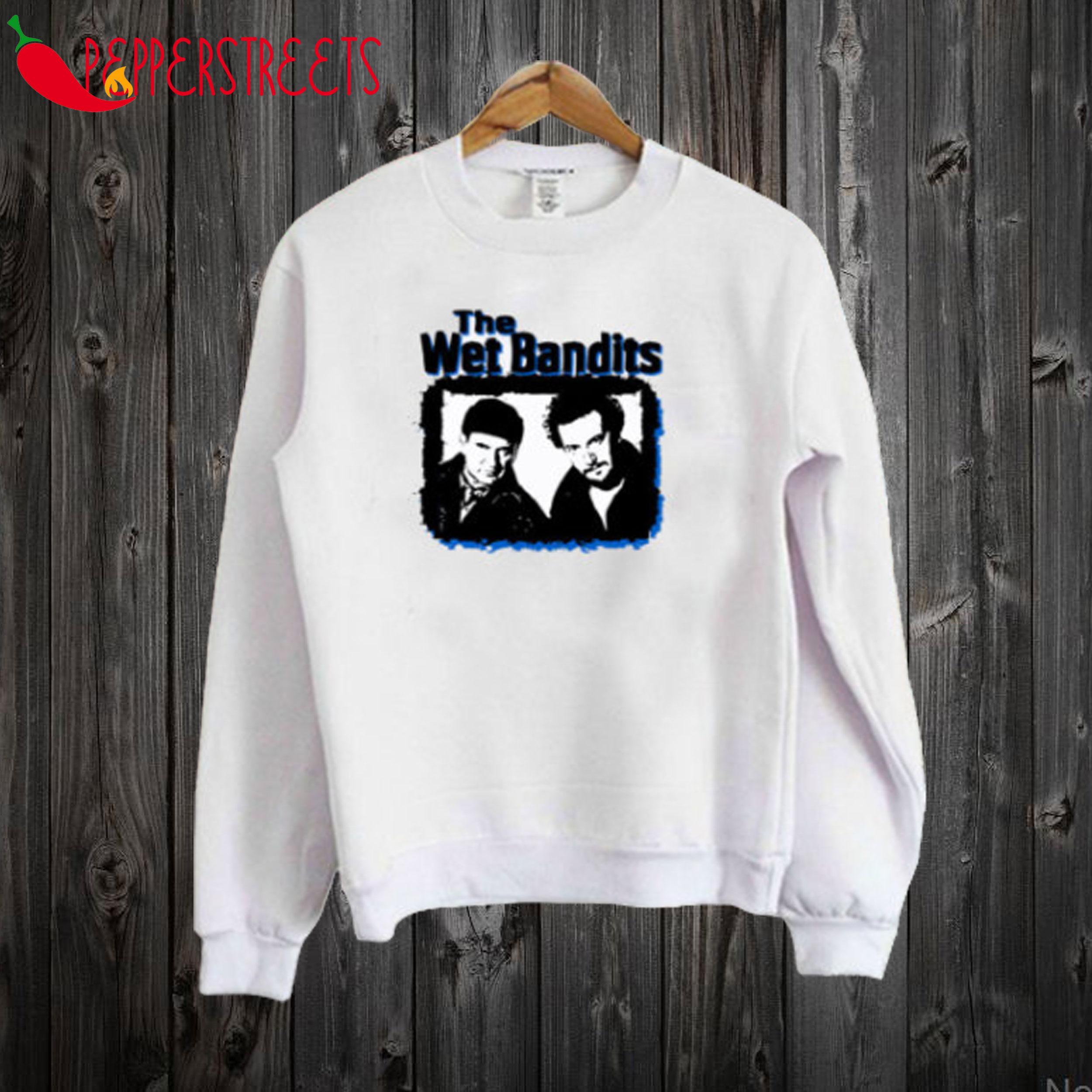 The Wet Bandits Sweatshirt