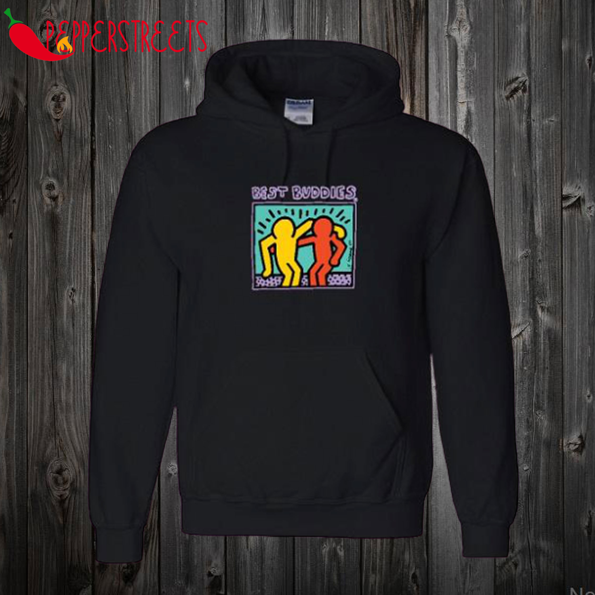 Traditional Haring Hoodie