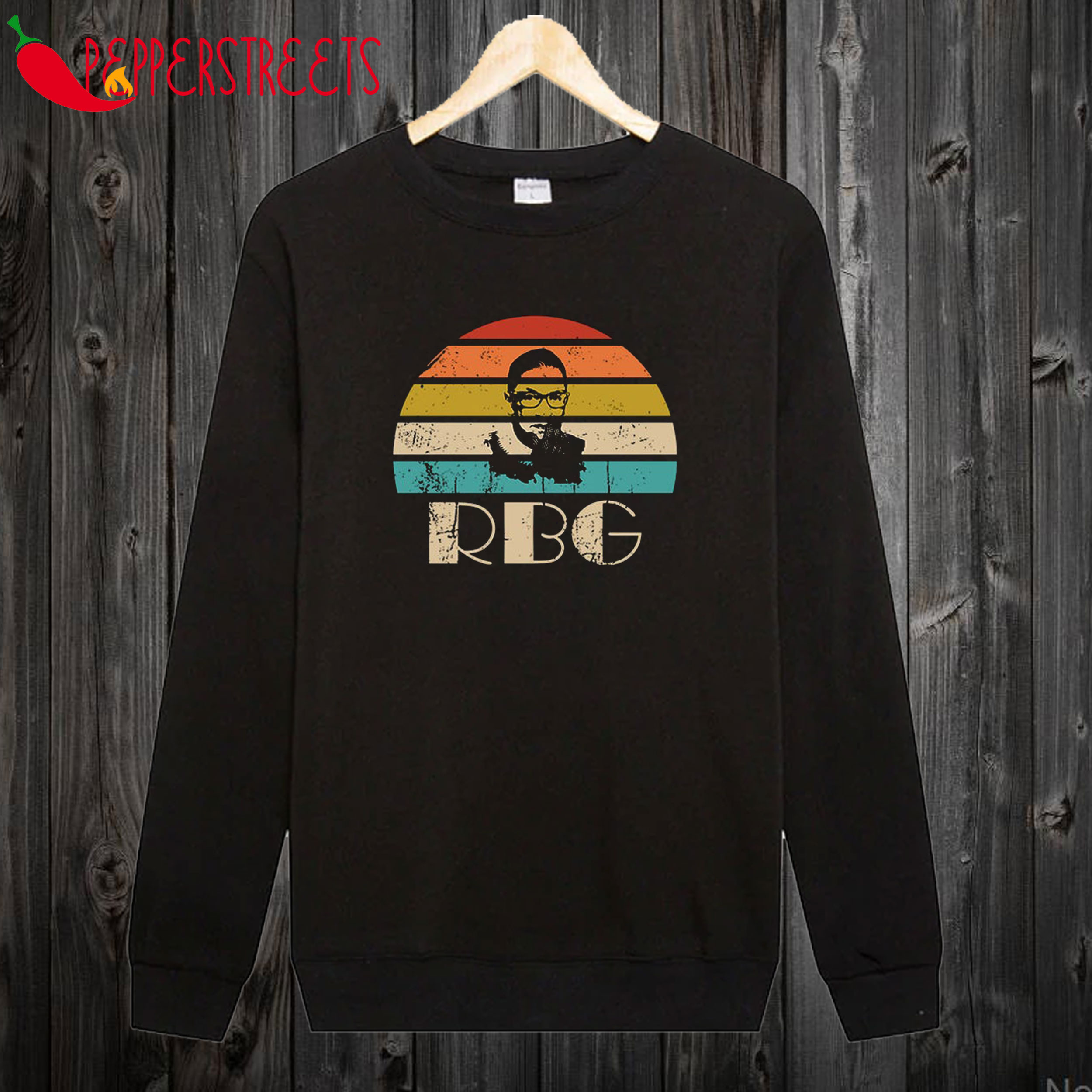 Vintage Notorious RBG Sweatshirt