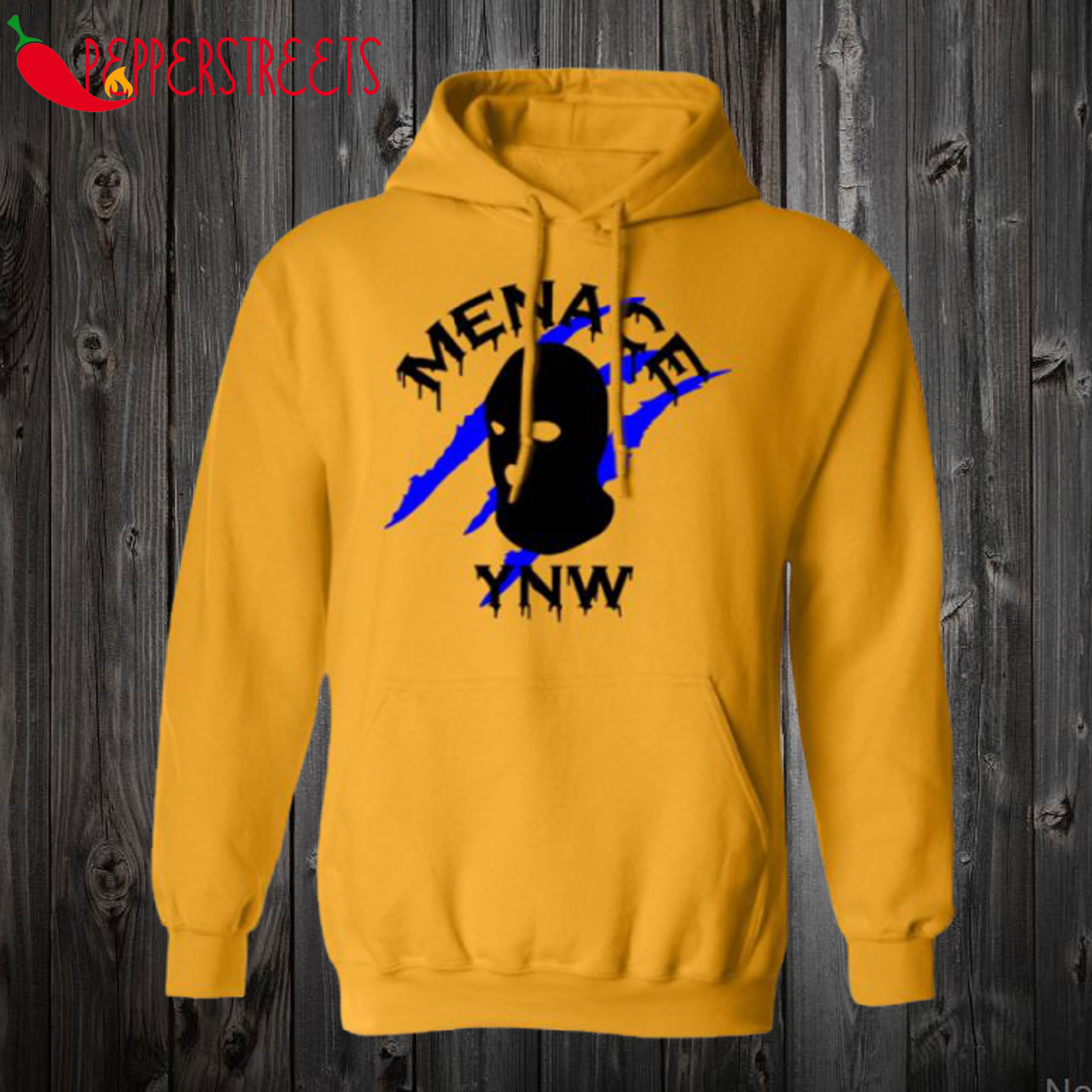 Ynw Melly Merch Menace Hoodie