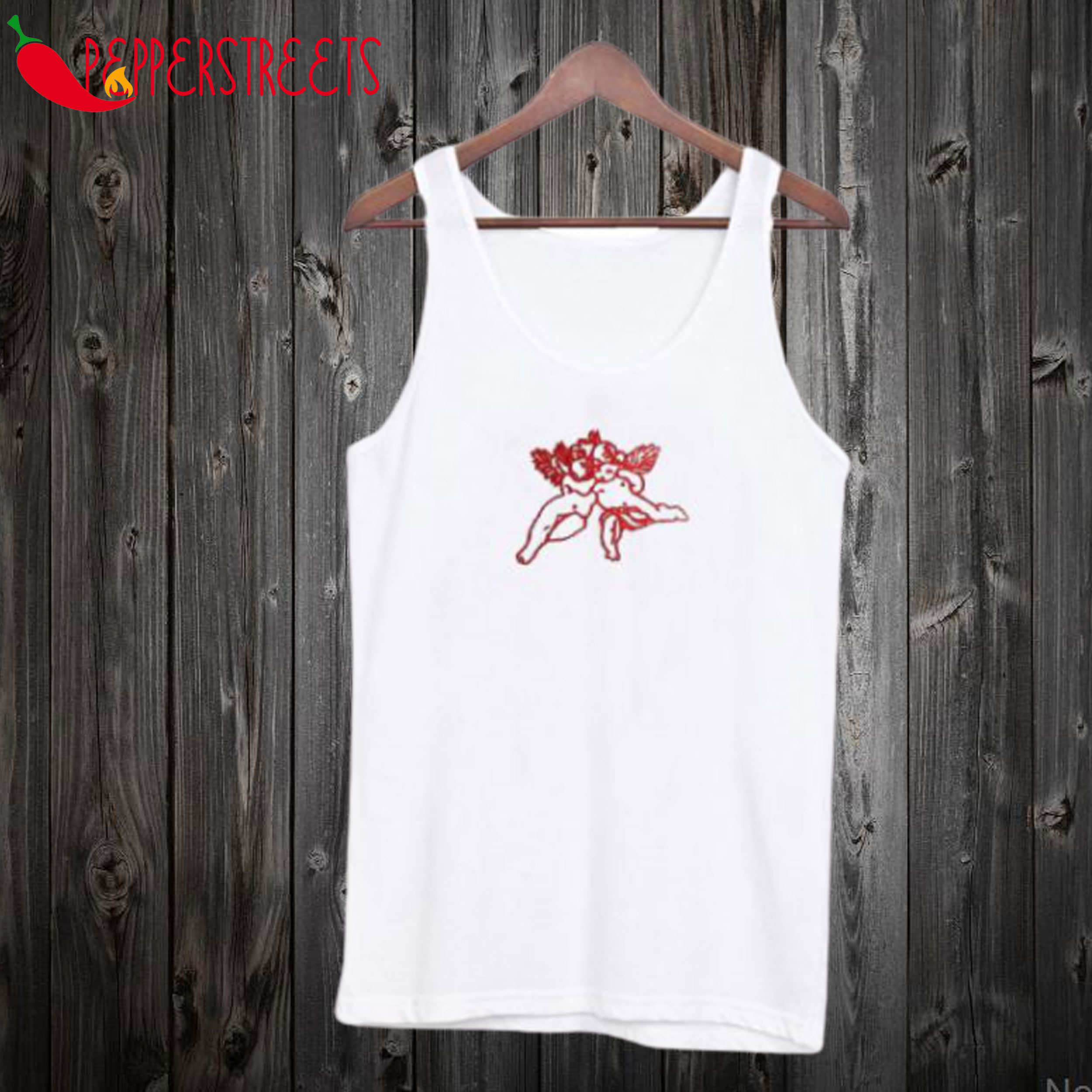 Angel Gossip Tank-top