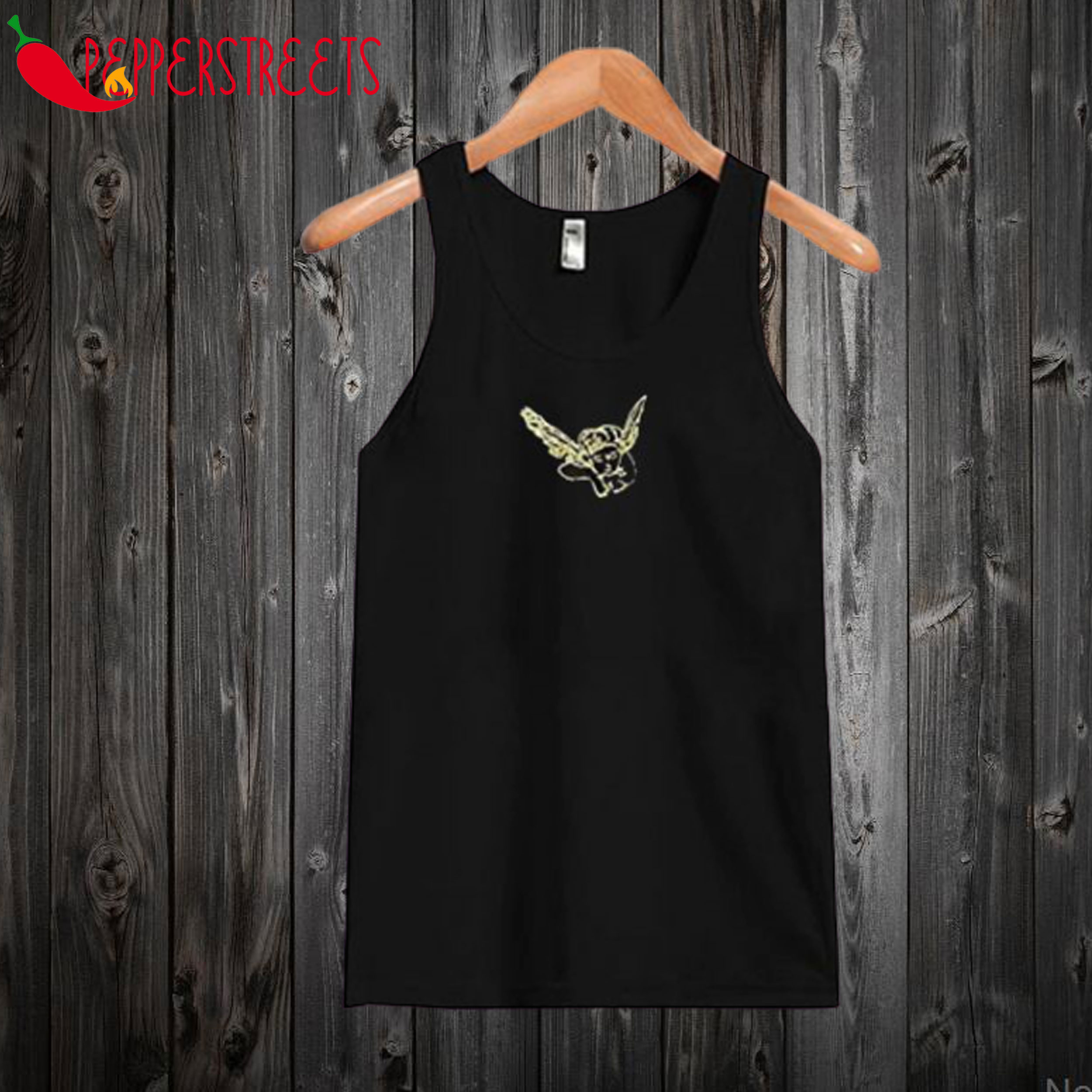 Angel Patch Cami Tank-top