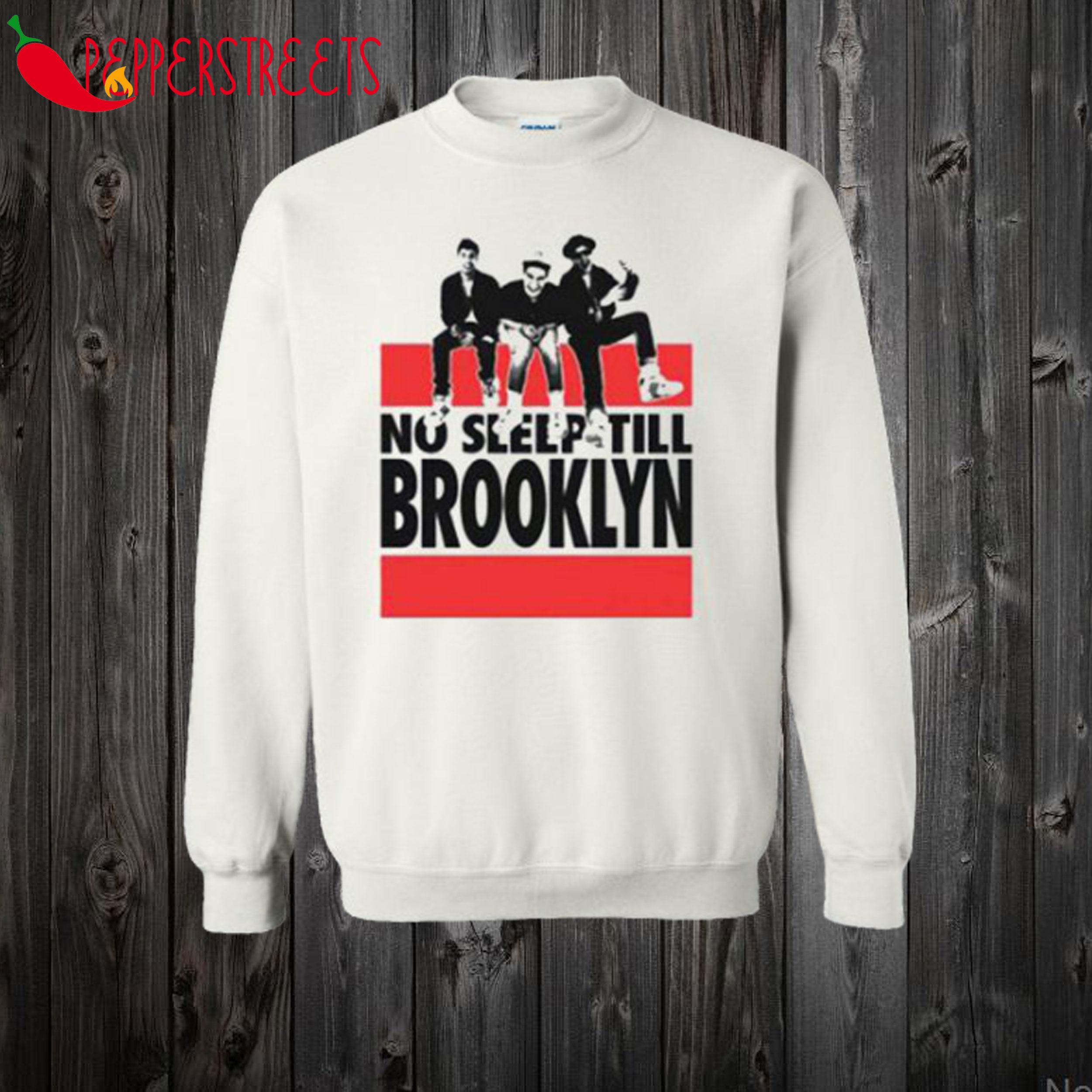 Beastie Boys No Sleep Till Brooklyn Sweatshirt