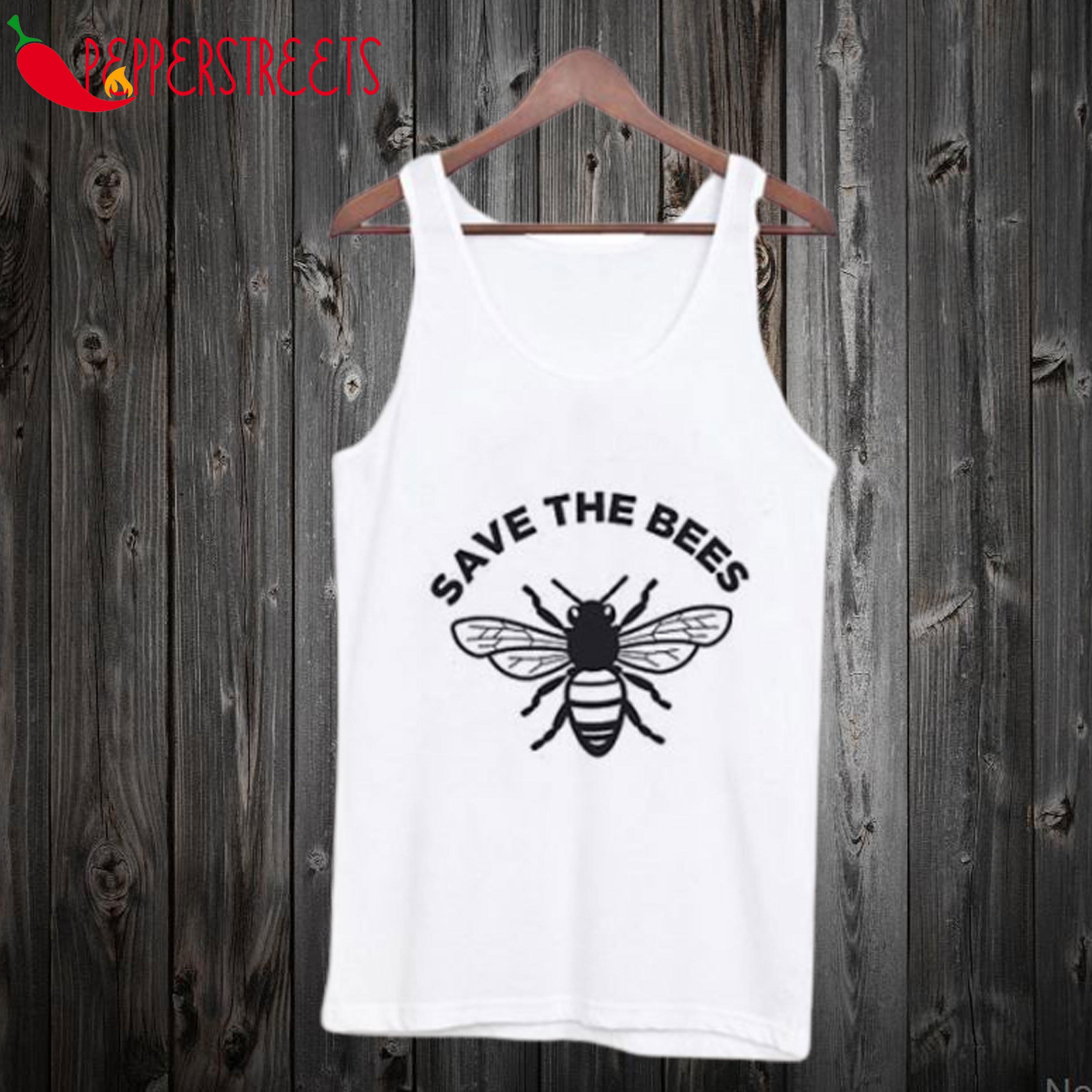 Save The Bees Festival Tank Top
