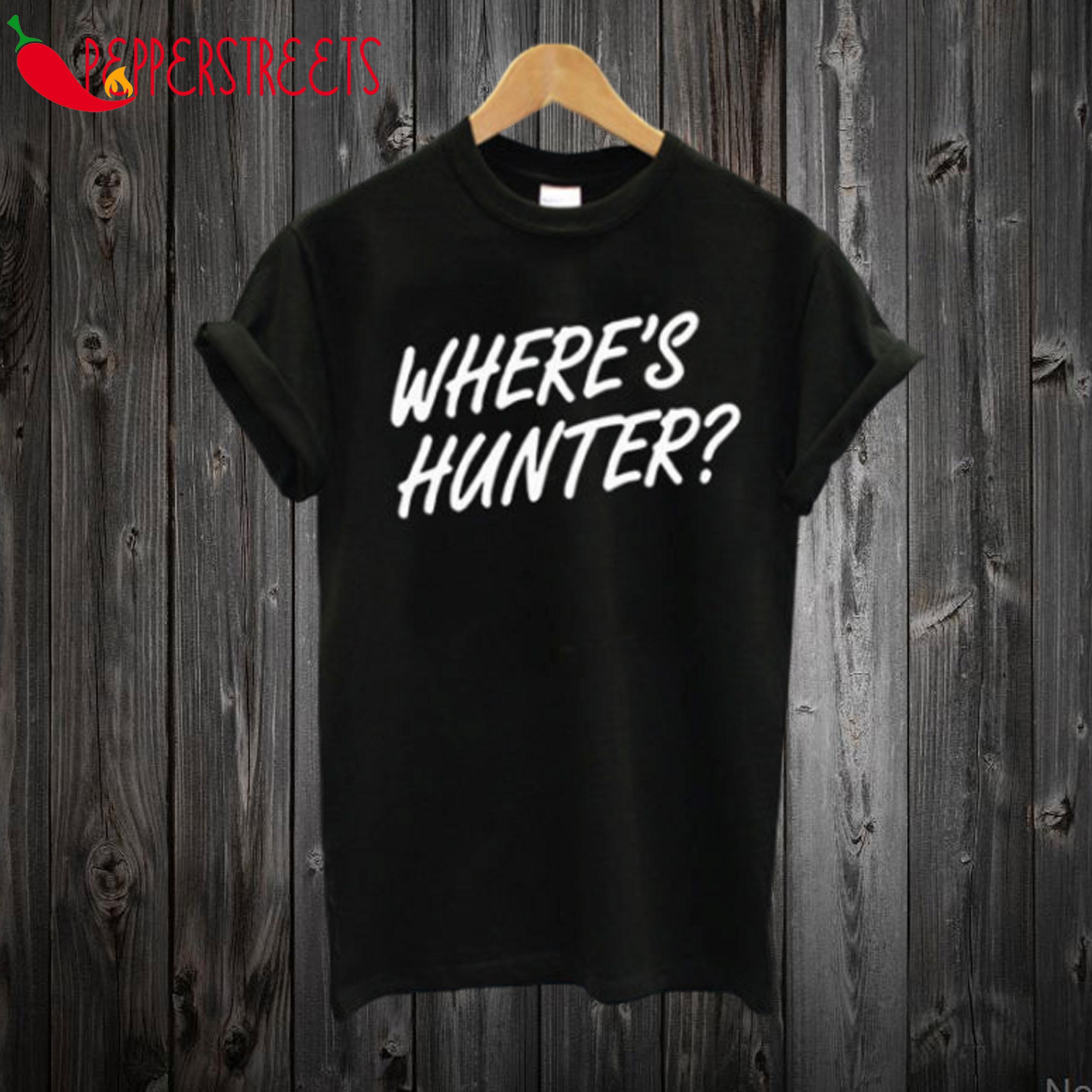 Where's Hunter Biden T-Shirt