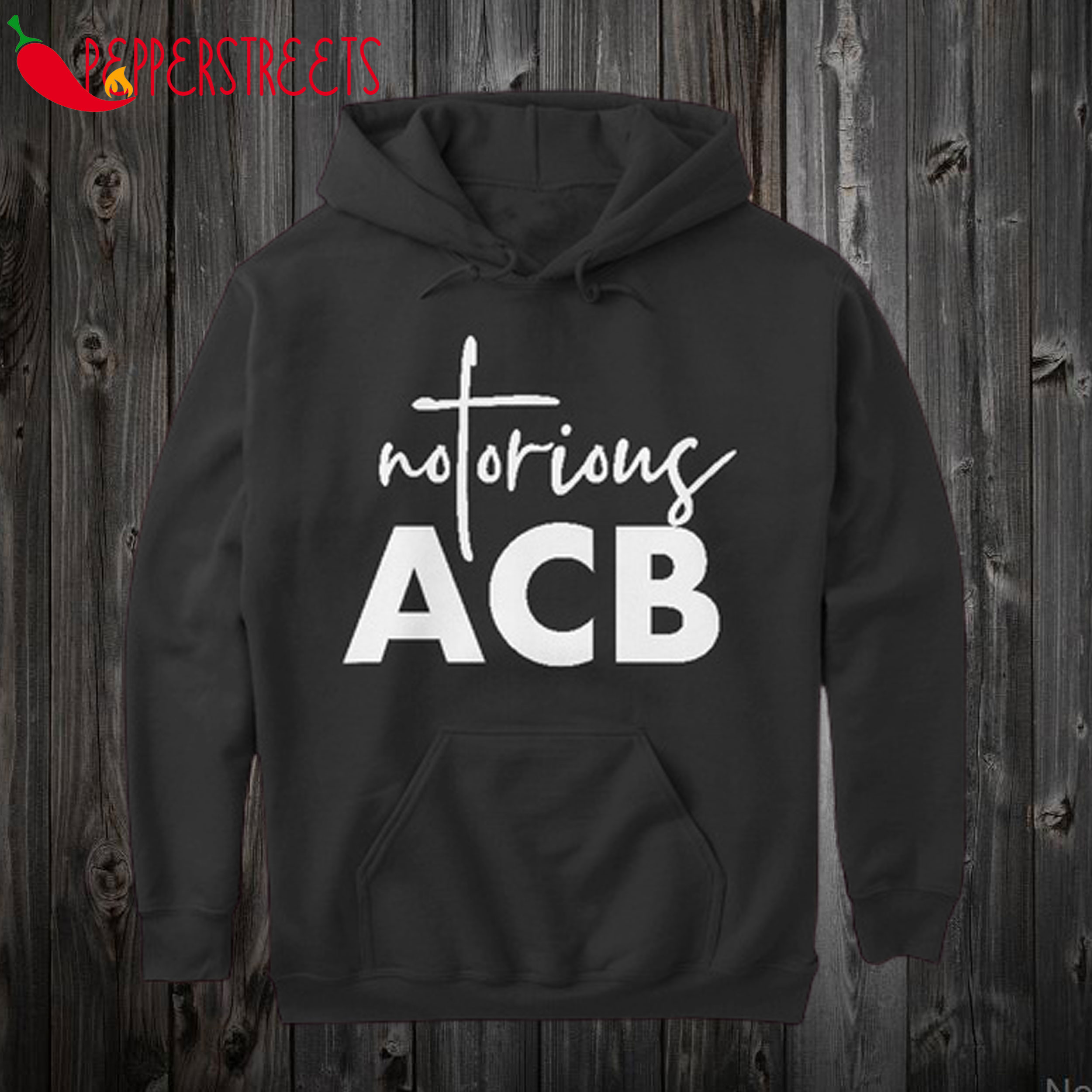 Amy Coney Barrett Notorious ACB Hoodie